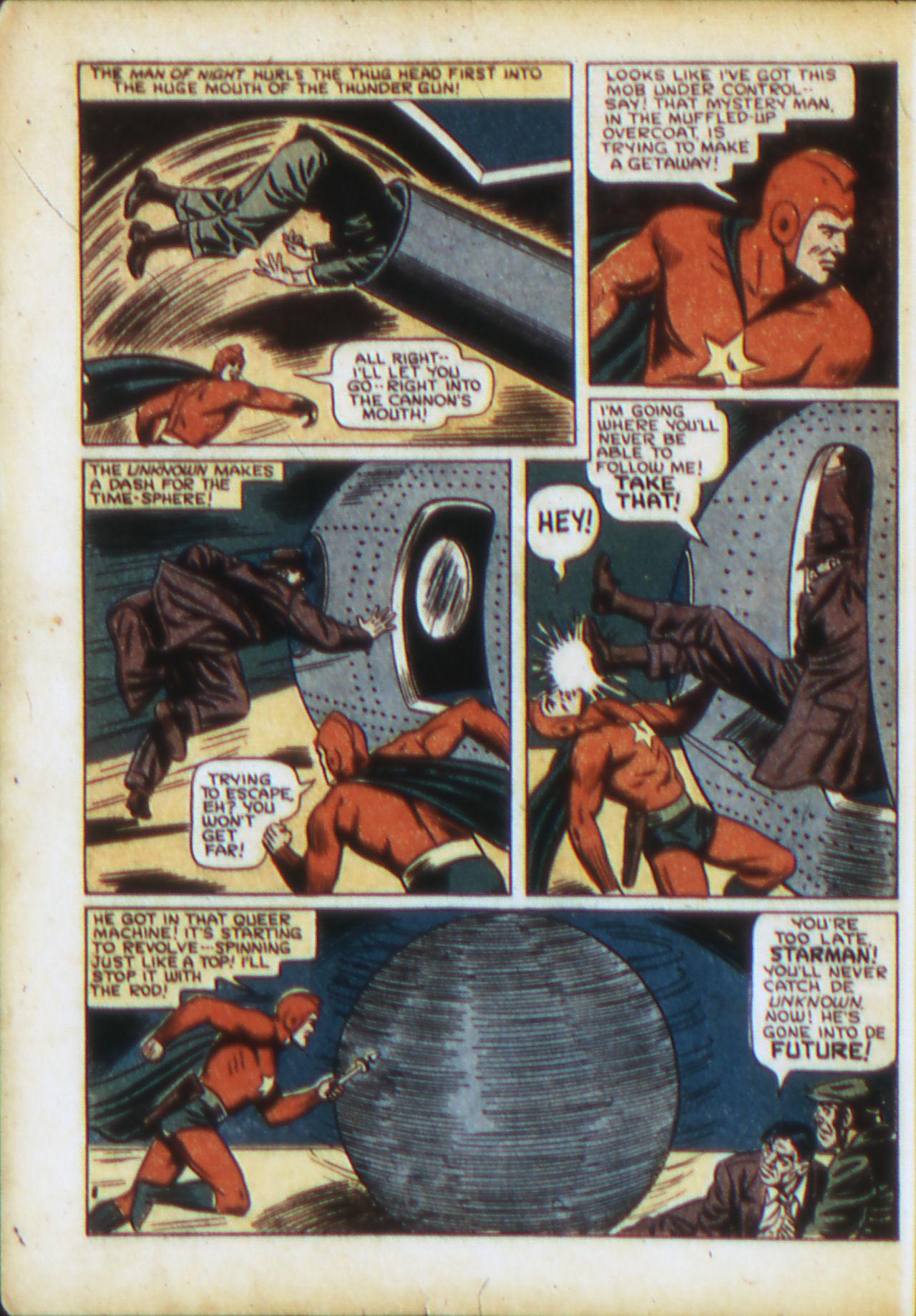 Read online Adventure Comics (1938) comic -  Issue #71 - 11