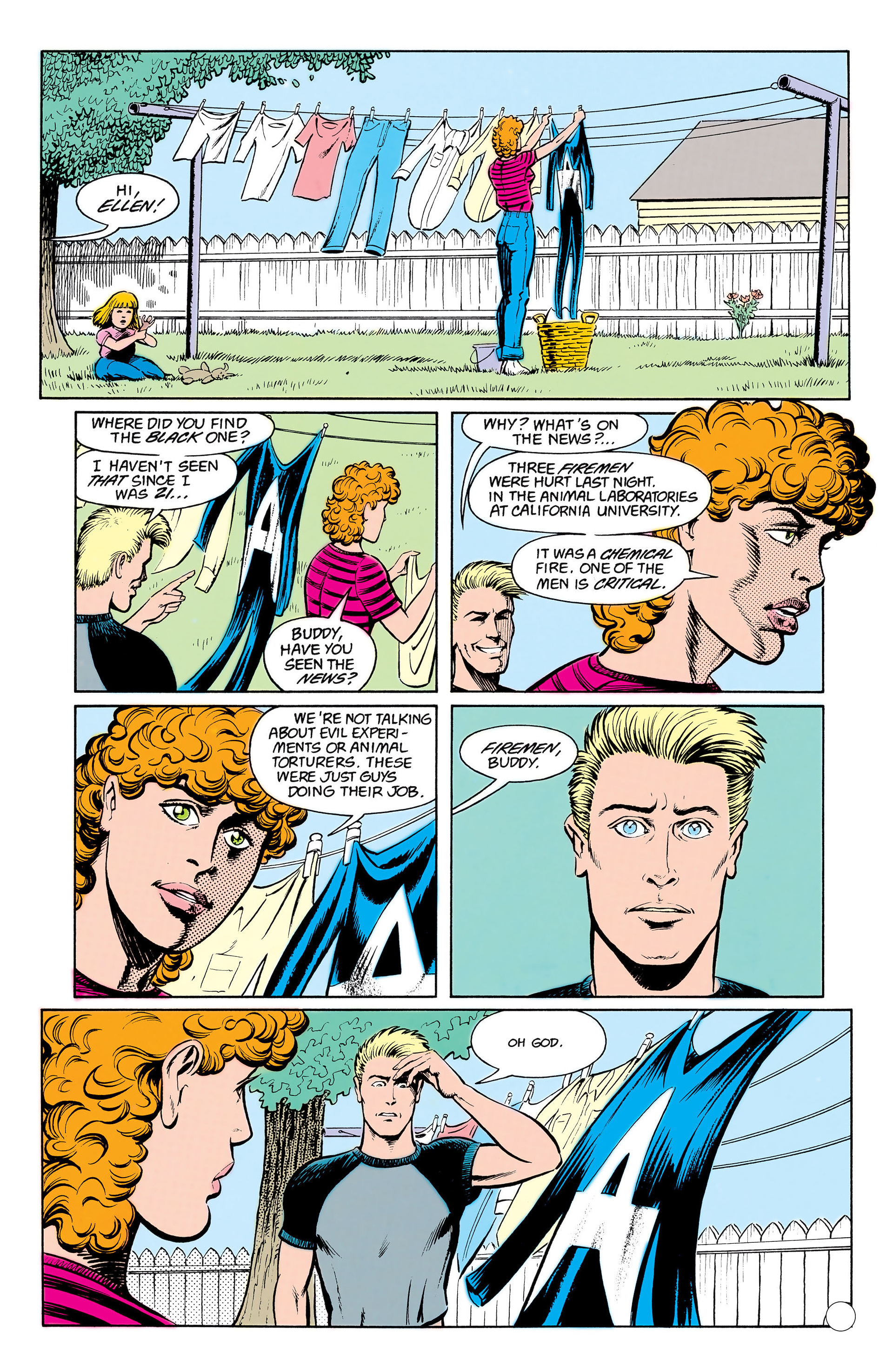 Read online Animal Man (1988) comic -  Issue #17 - 13