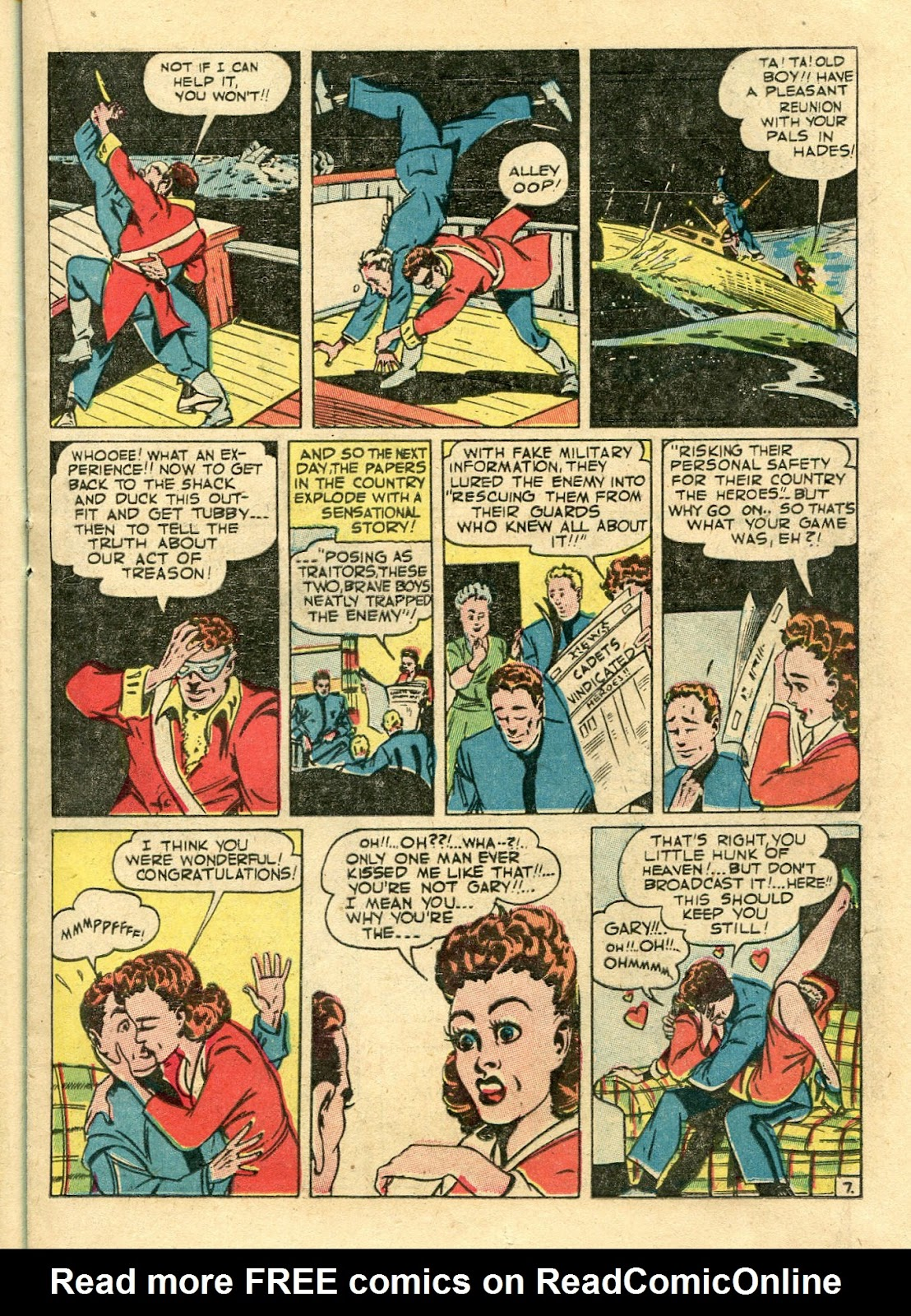 Green Hornet Comics issue 11 - Page 18