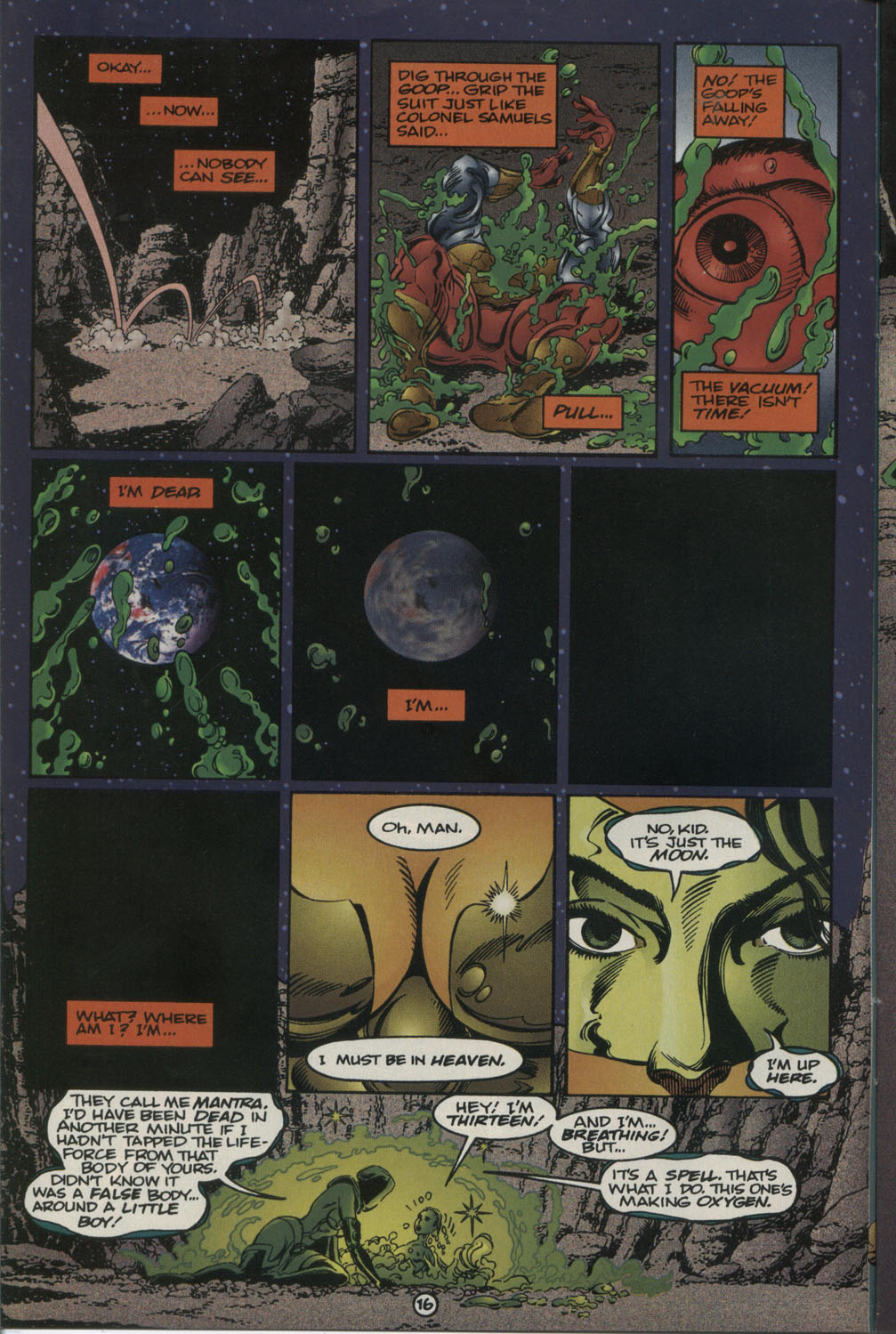 Read online Break-Thru comic -  Issue #2 - 17