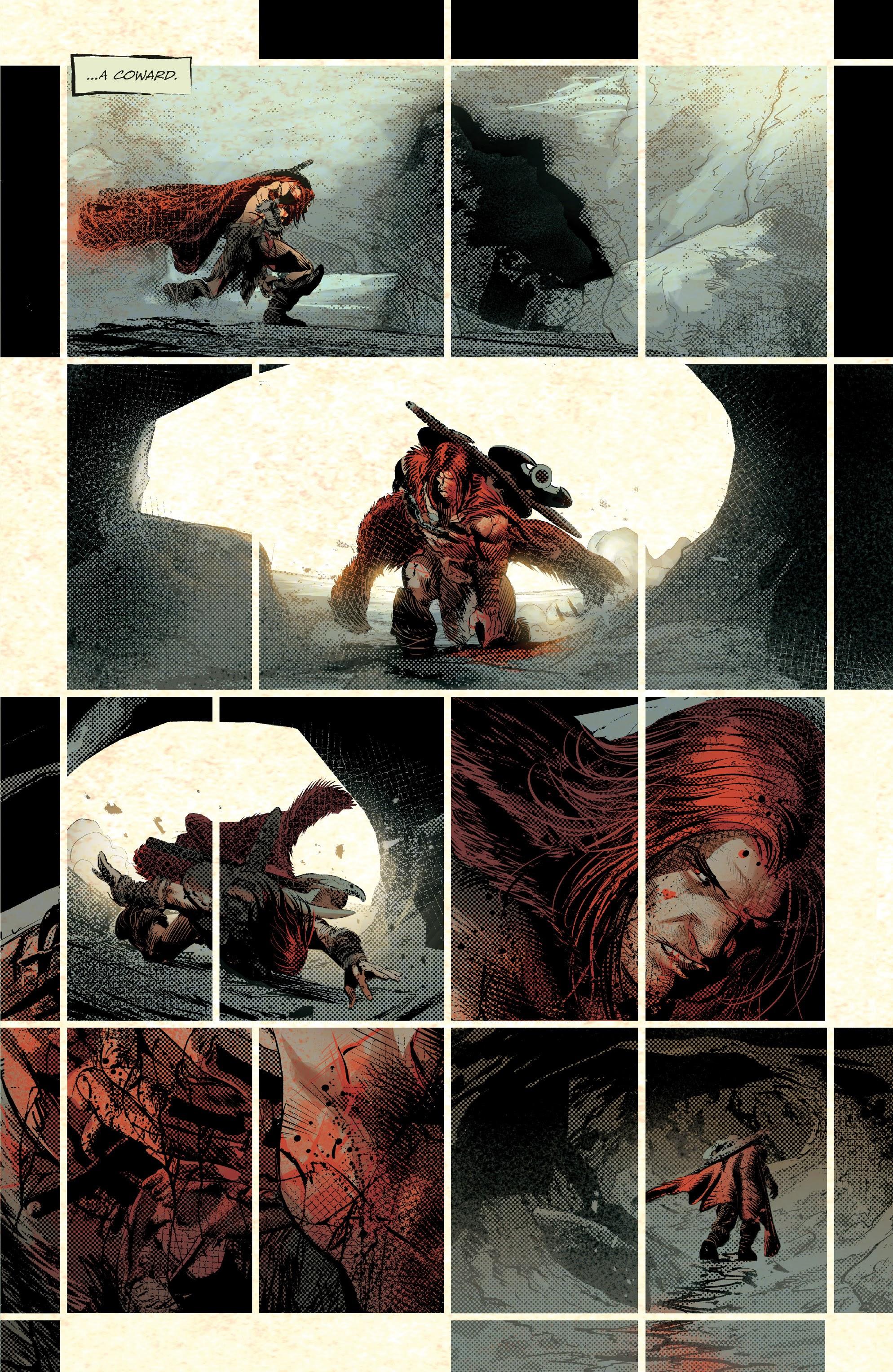 Berserker Unbound #1 #1 - English 19