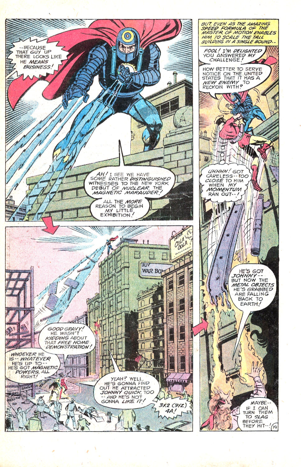 Read online All-Star Squadron comic -  Issue #14 - 25