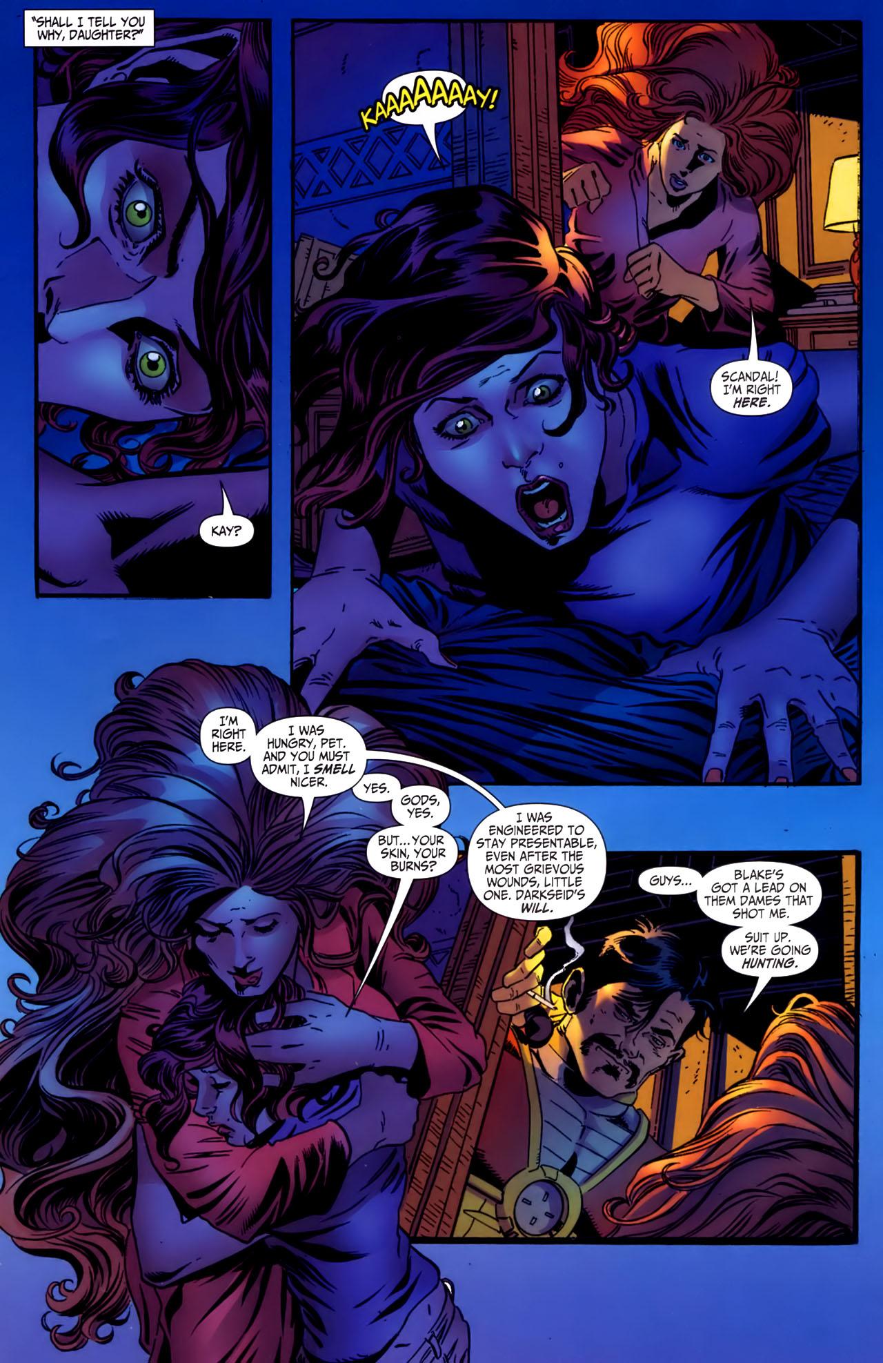 Read online Secret Six (2006) comic -  Issue #3 - 13