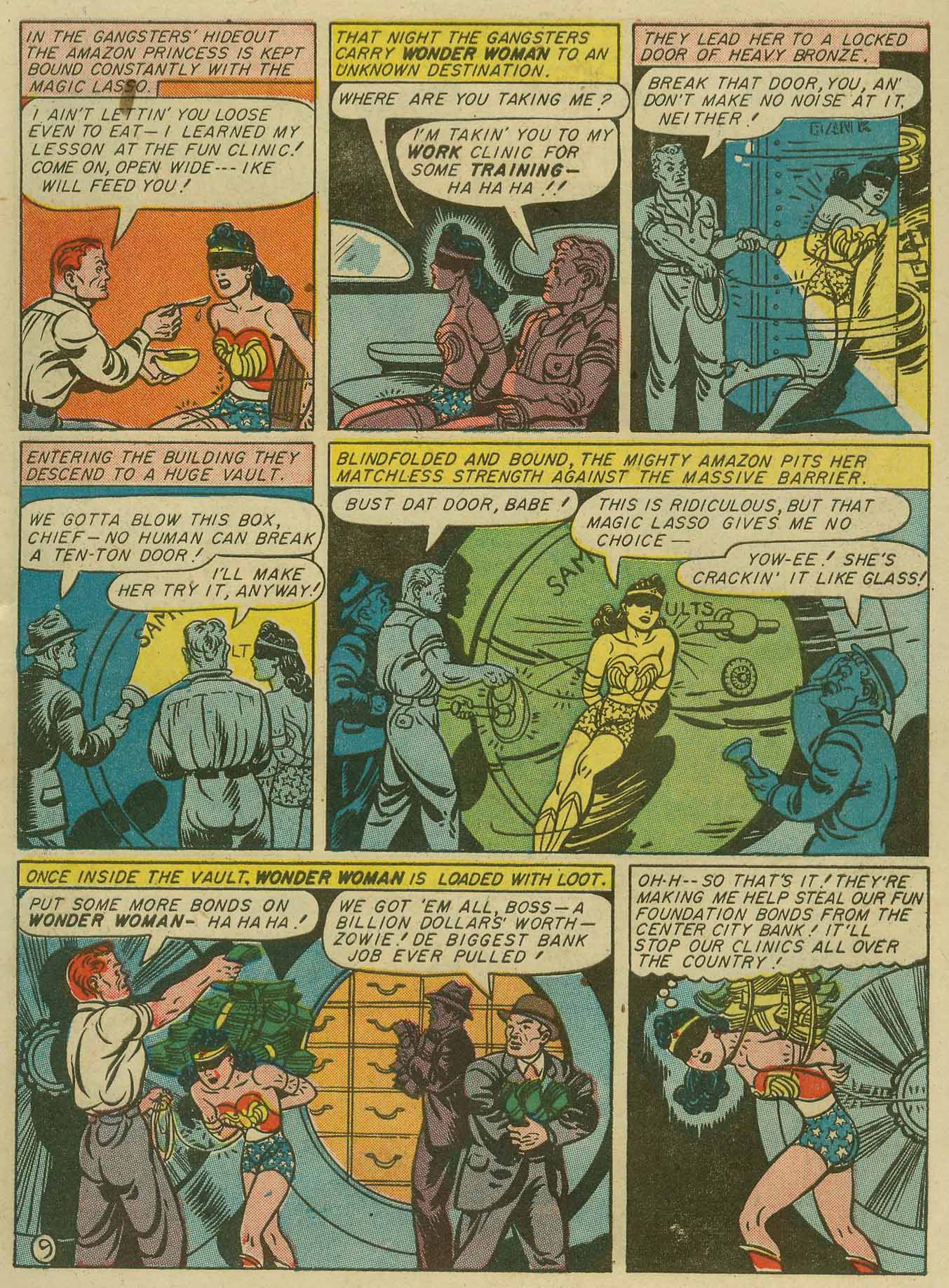 Read online Sensation (Mystery) Comics comic -  Issue #28 - 12