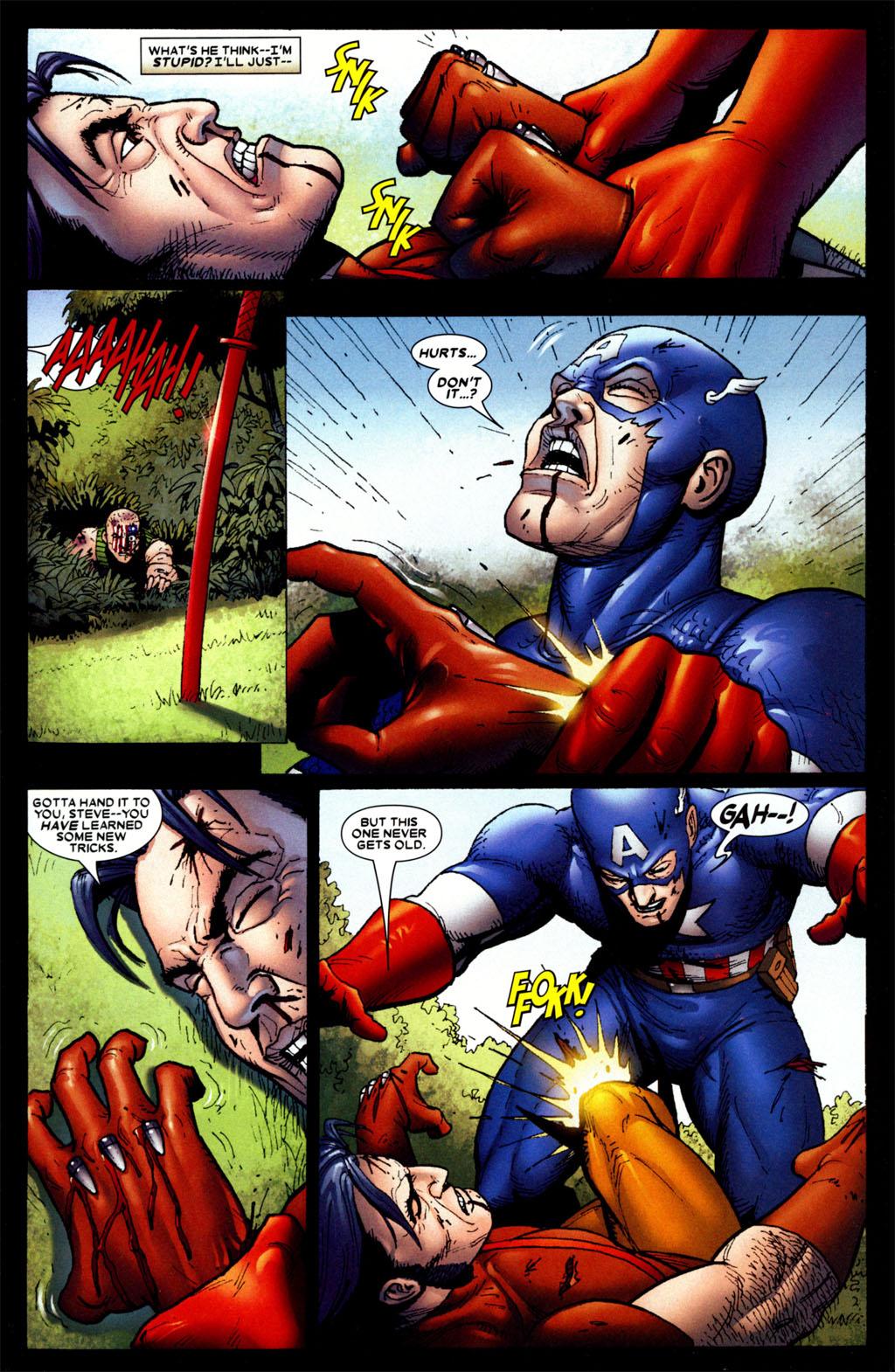 Read online Wolverine: Origins comic -  Issue #4 - 12