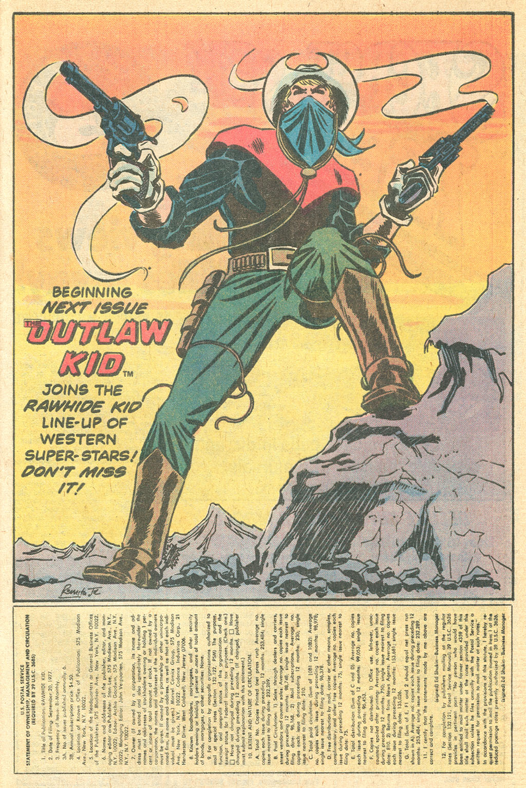 The Rawhide Kid (1955) issue 145 - Page 33