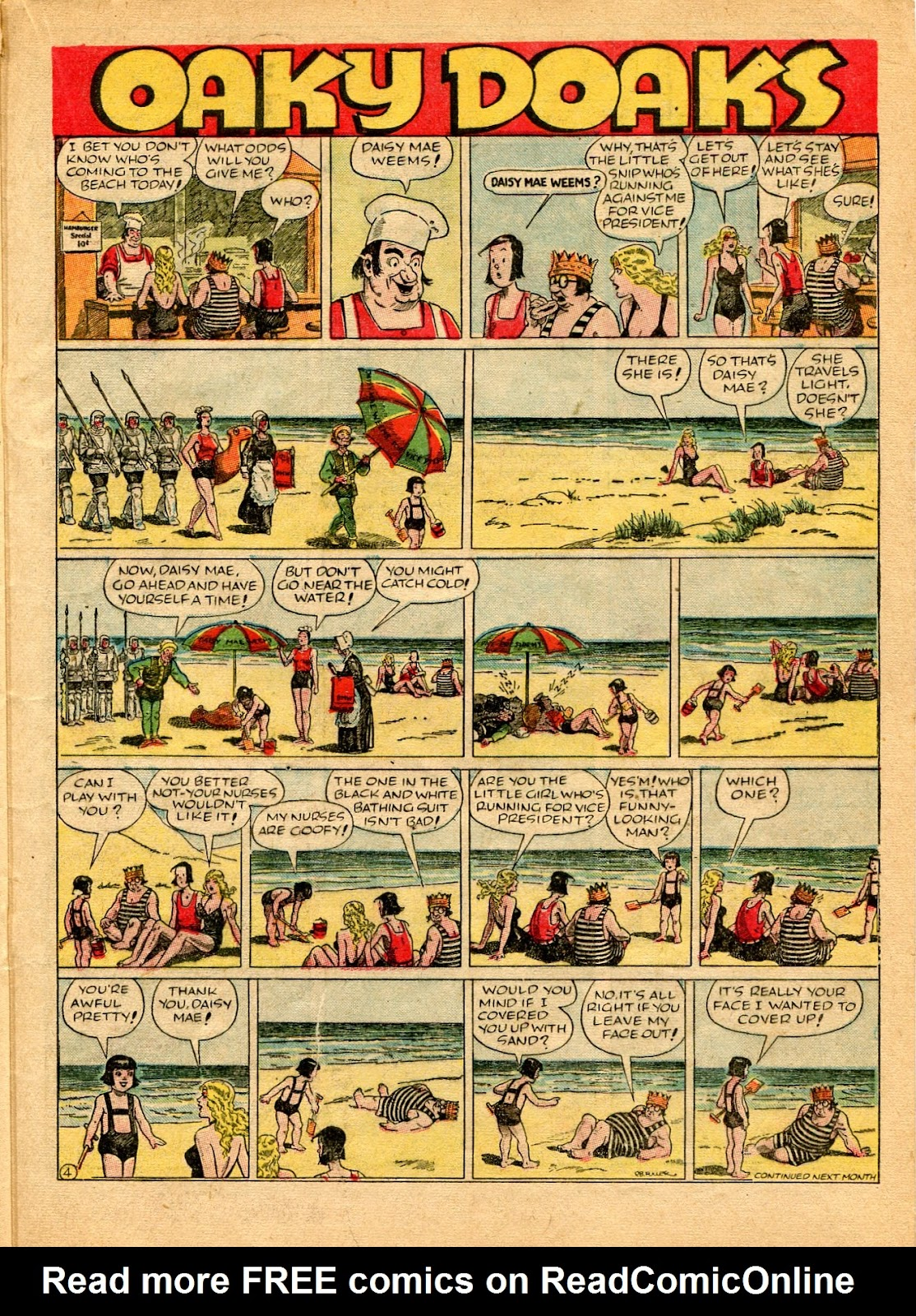 Read online Famous Funnies comic -  Issue #49 - 41