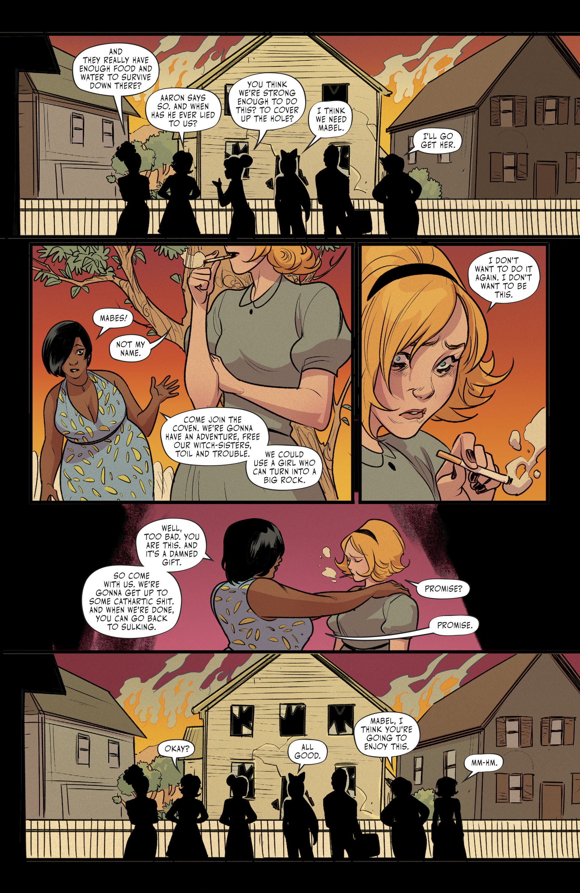 Hex Wives #6 #6 - English 18