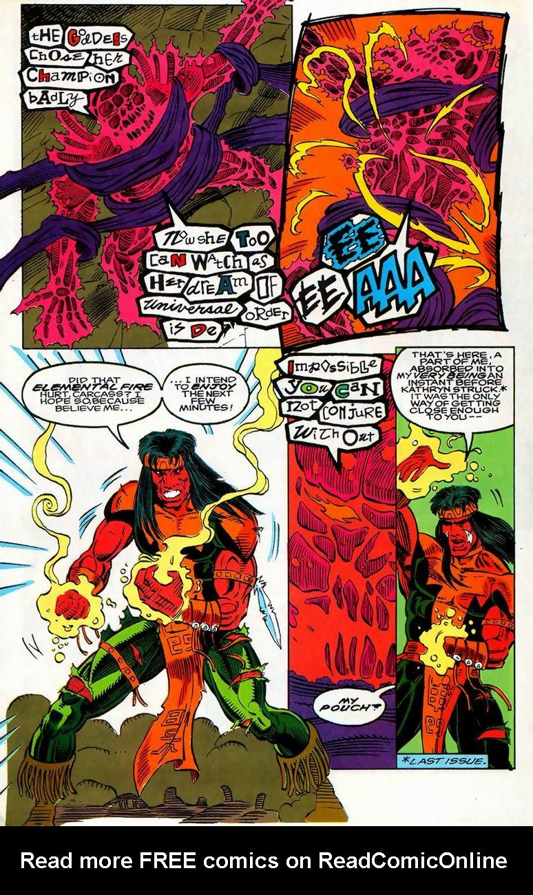 Read online Alpha Flight (1983) comic -  Issue #126 - 10