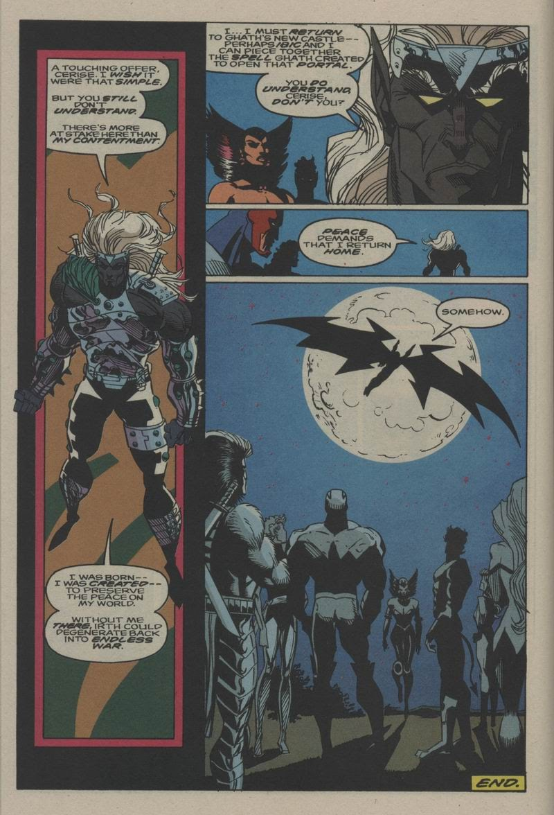 Excalibur (1988) issue Annual 1 - Page 42