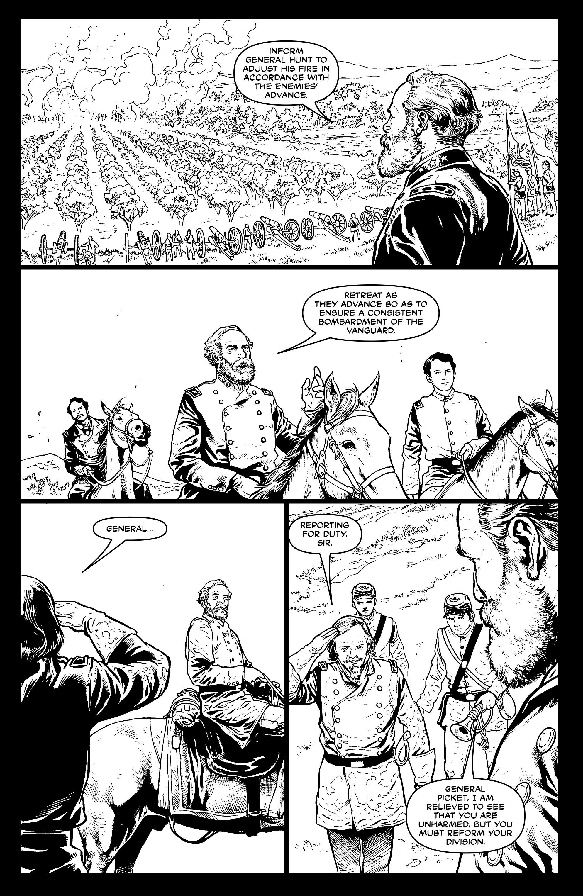 Read online Alan Moore's Cinema Purgatorio comic -  Issue #9 - 30