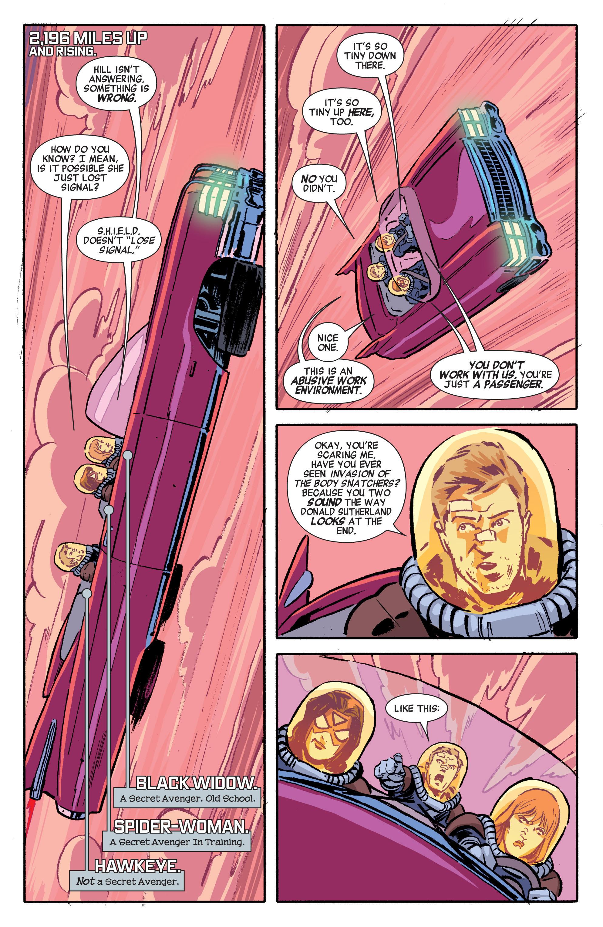 Read online Secret Avengers (2014) comic -  Issue #2 - 4