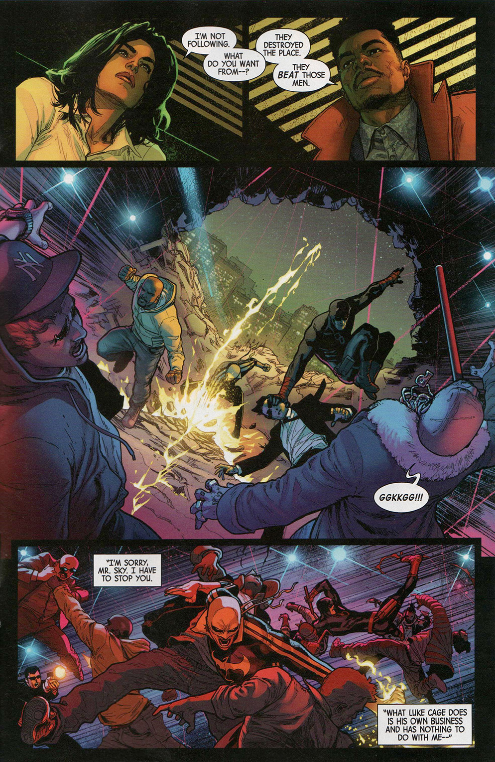 Read online Free Comic Book Day 2017 comic -  Issue # All-New Guardians of the Galaxy - 18