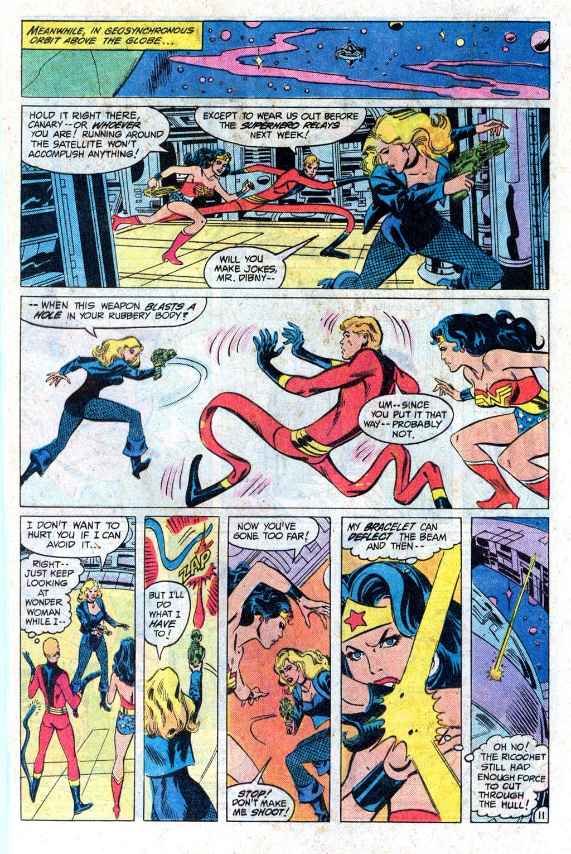 Read online Wonder Woman (1942) comic -  Issue #308 - 16