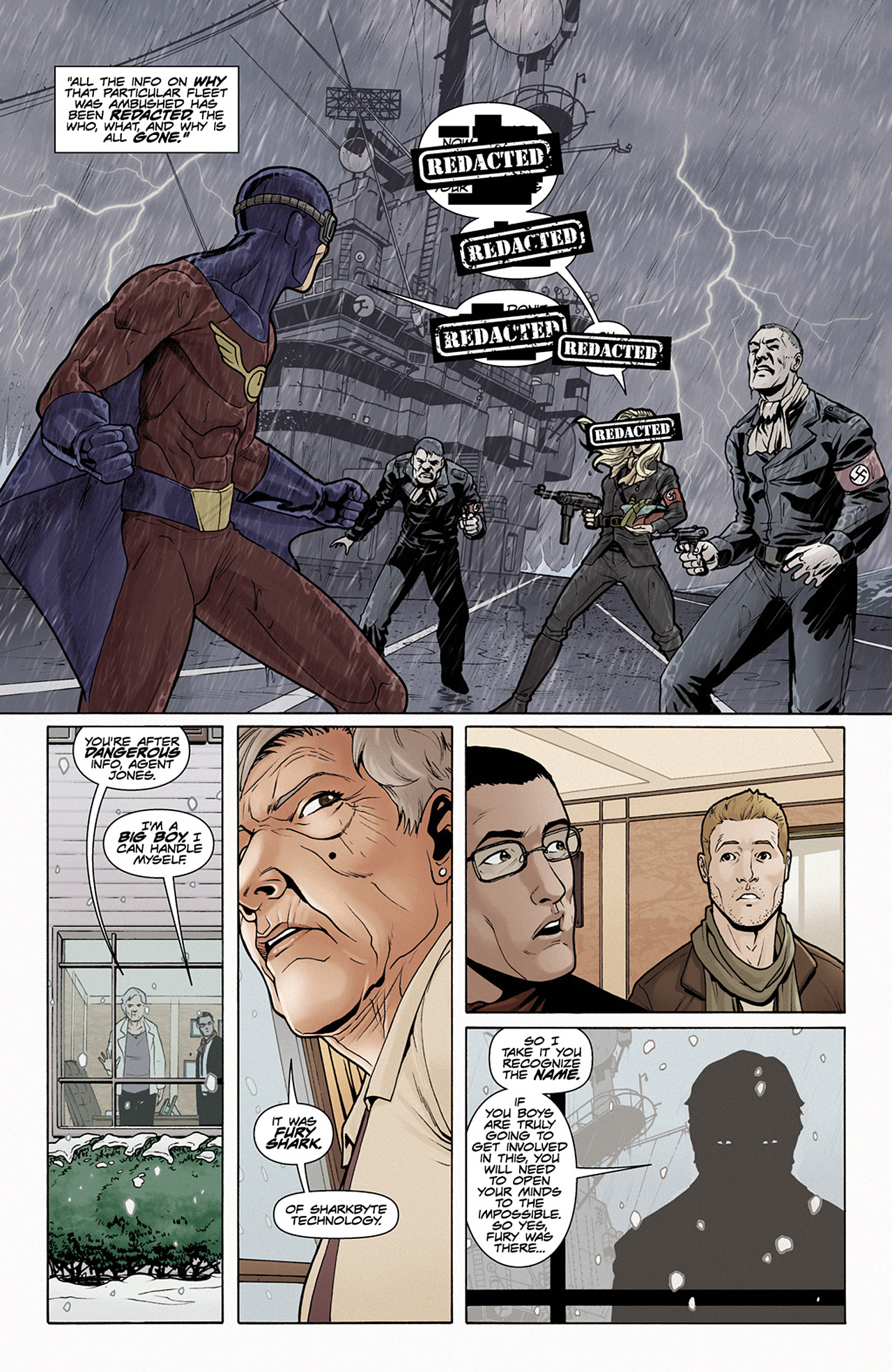 Read online Two Past Midnight comic -  Issue #3 - 27