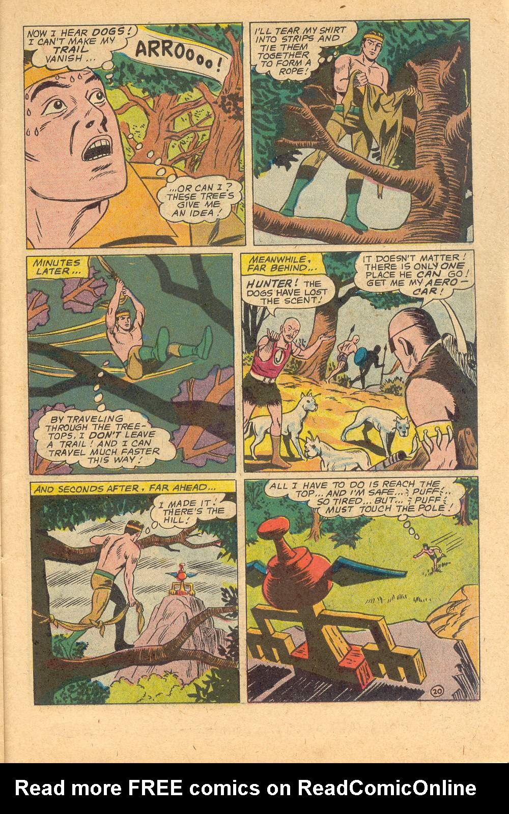 Read online Adventure Comics (1938) comic -  Issue #358 - 28
