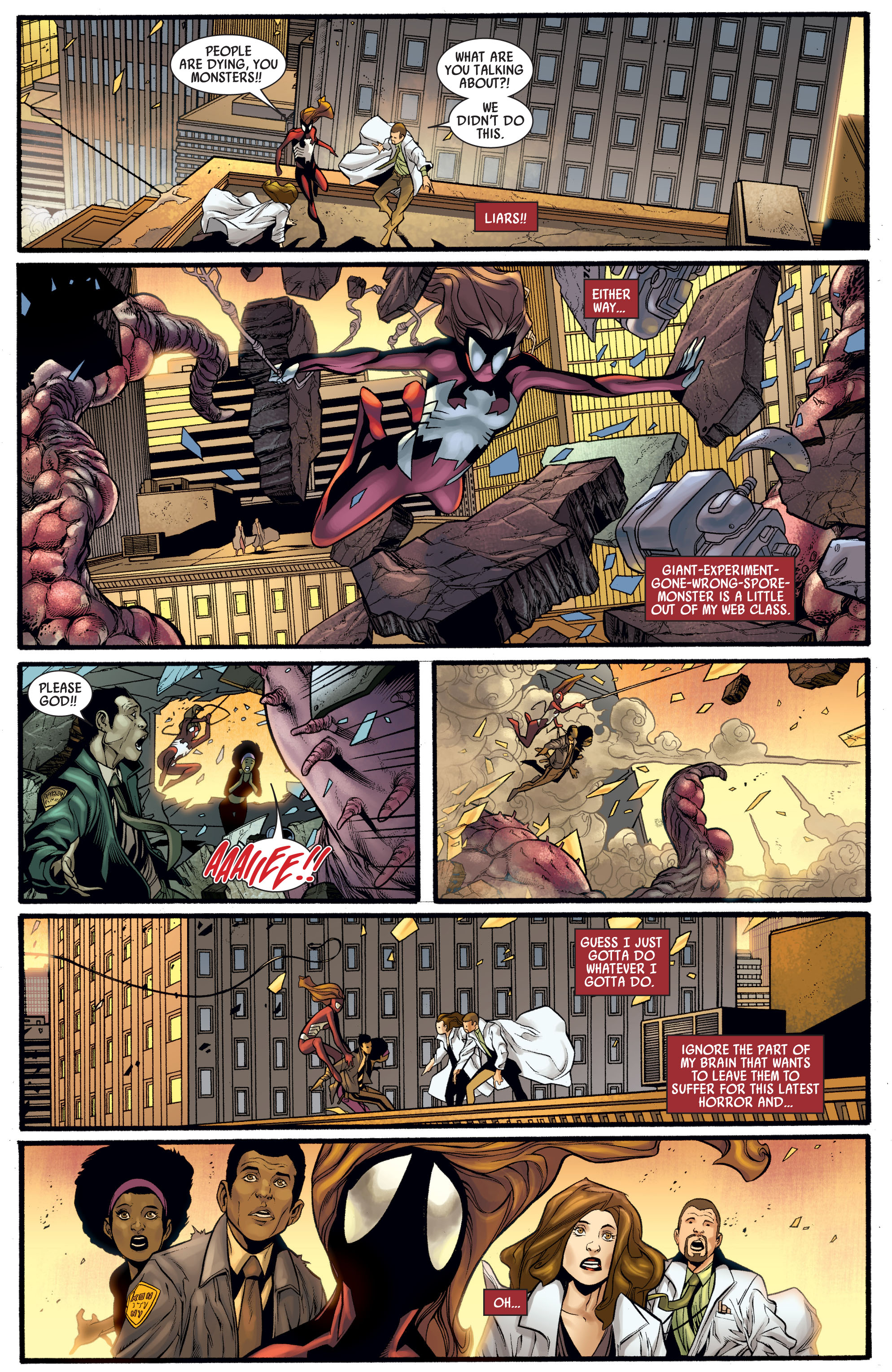 Read online Ultimate Comics Doomsday comic -  Issue # Full - 6