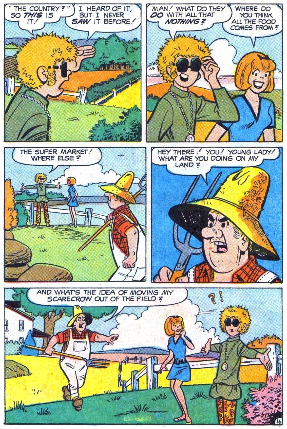 Read online She's Josie comic -  Issue #37 - 22
