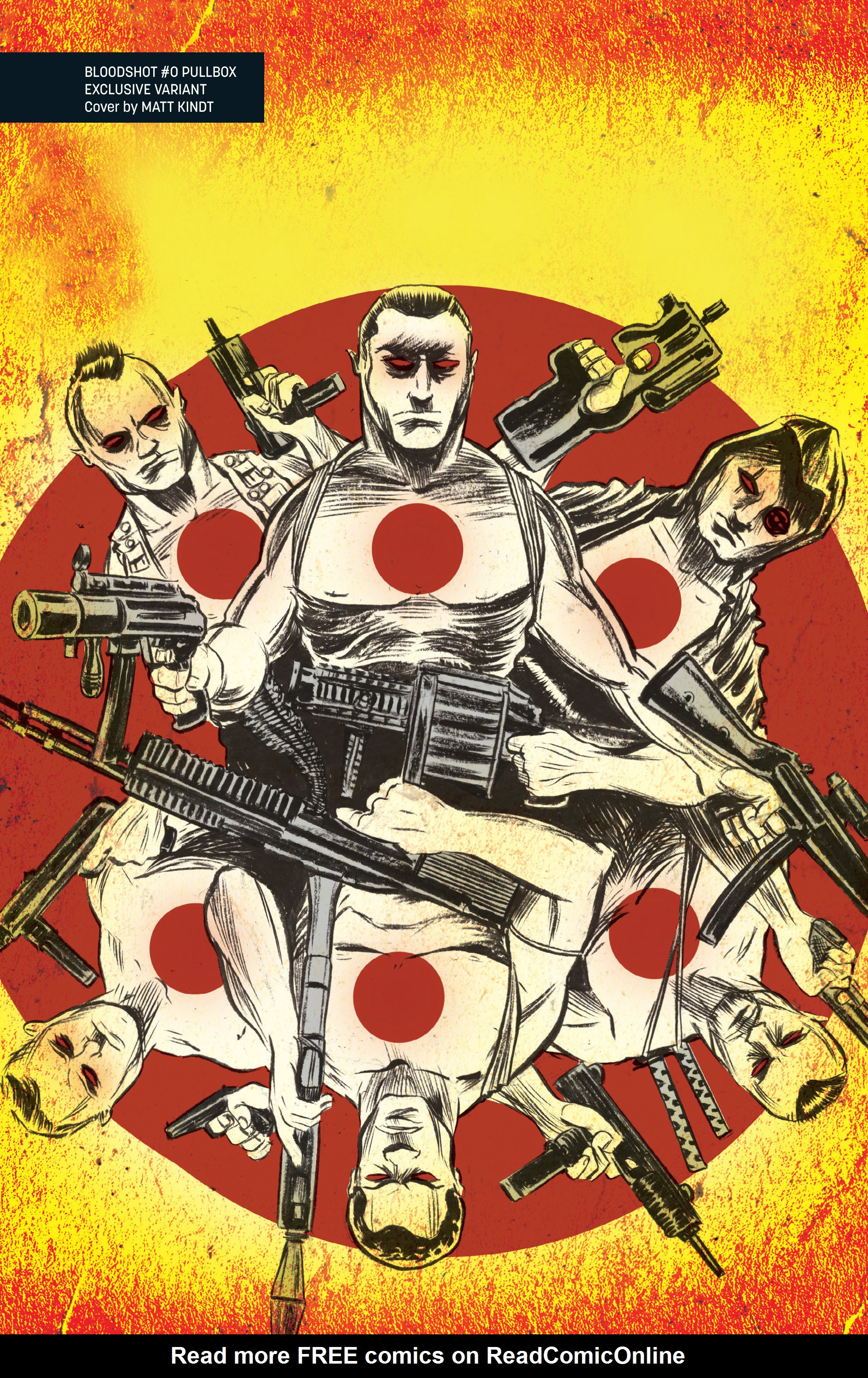 Read online Bloodshot and H.A.R.D.Corps comic -  Issue # TPB 4 - 128