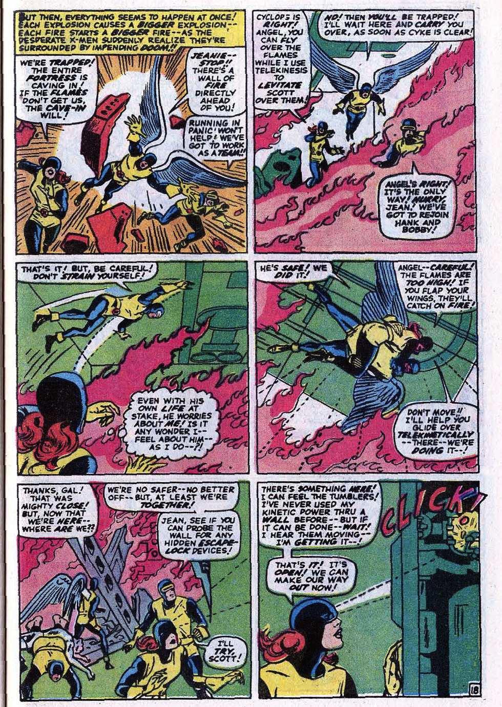Read online Uncanny X-Men (1963) comic -  Issue #69 - 23