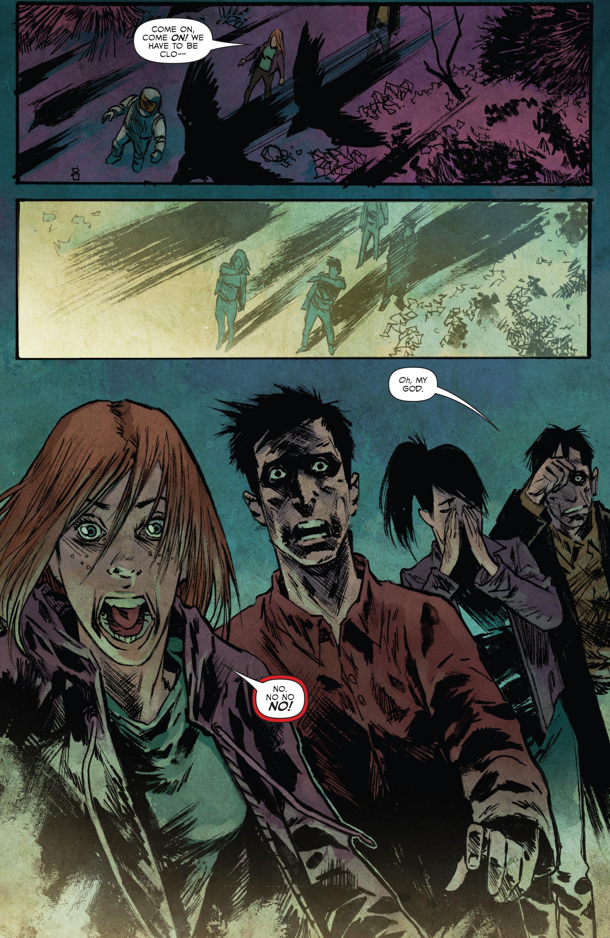 Read online Hoax Hunters (2012) comic -  Issue # TPB 3 - 94