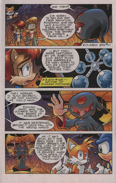 Read online Sonic Universe comic -  Issue #13 - 14