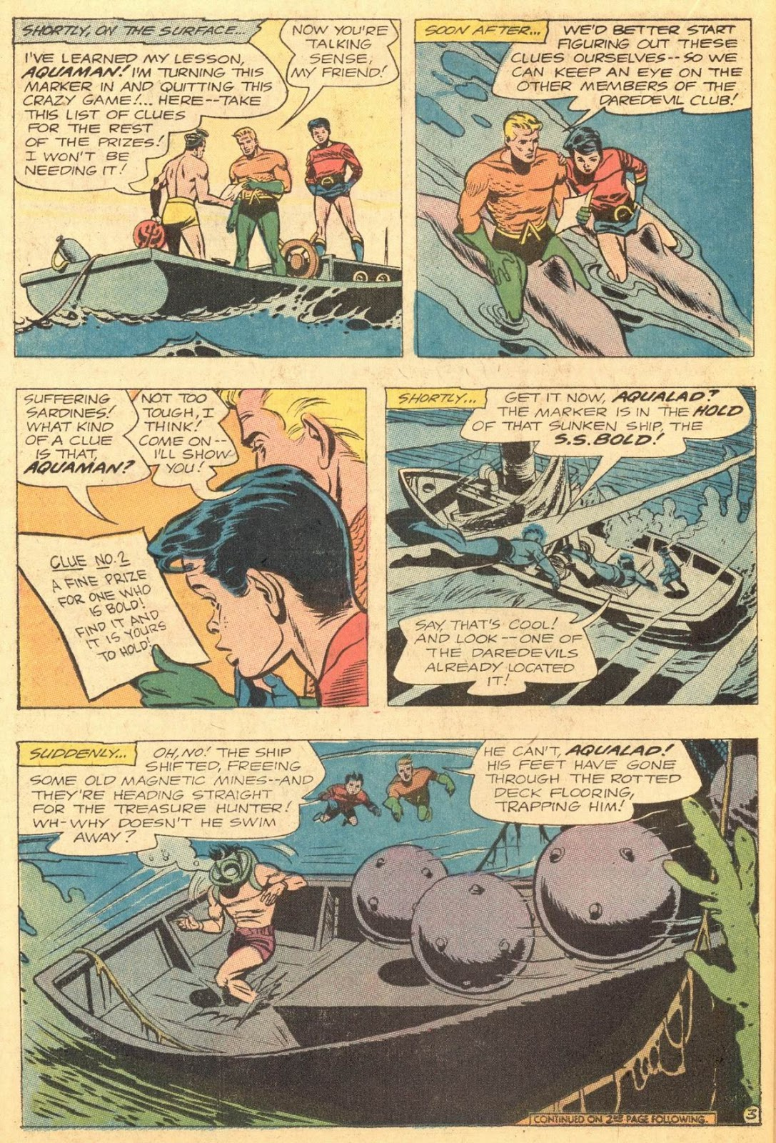 Teen Titans (1966) issue 35 - Page 32