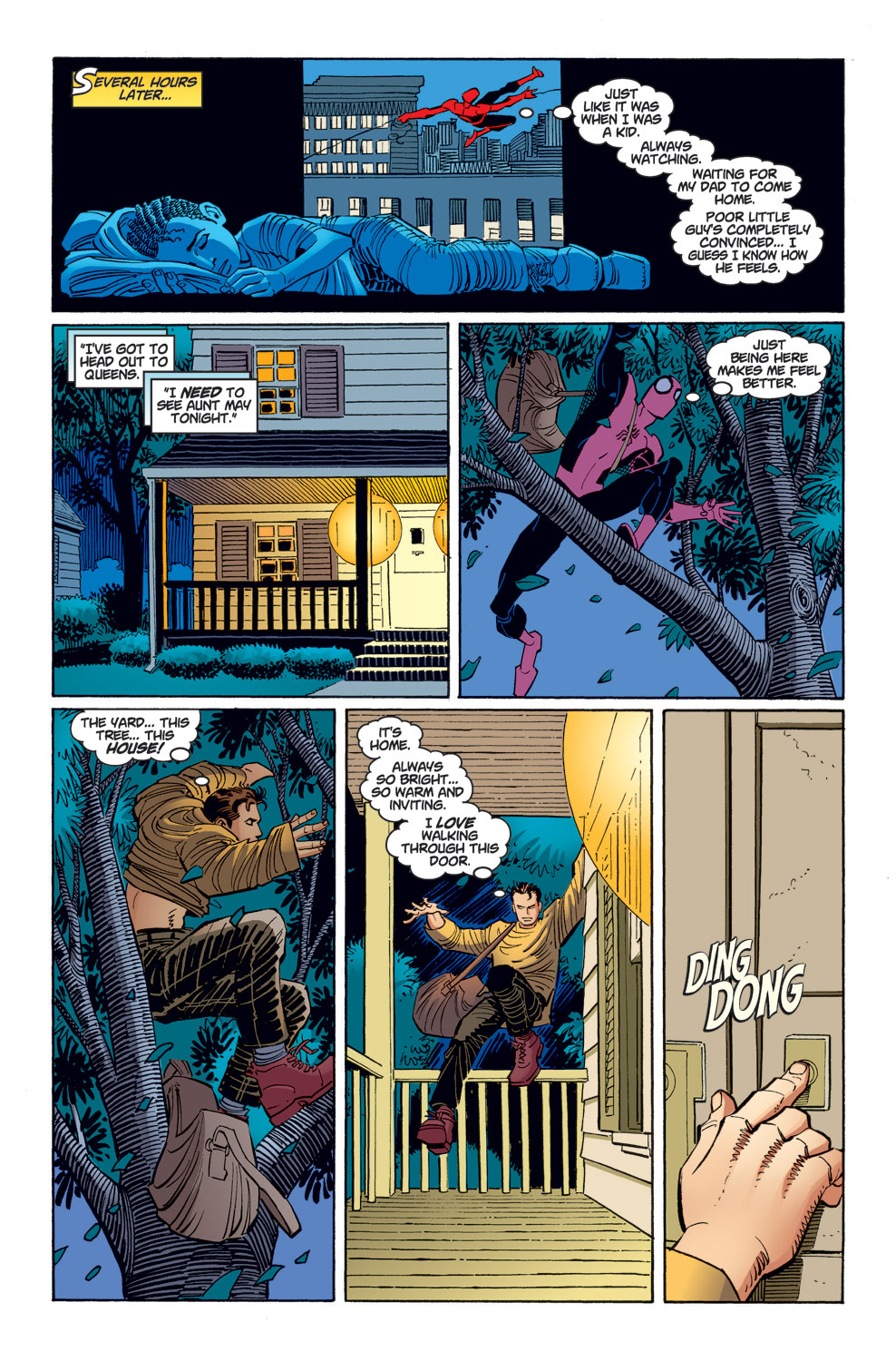 The Amazing Spider-Man (1999) 25 Page 17