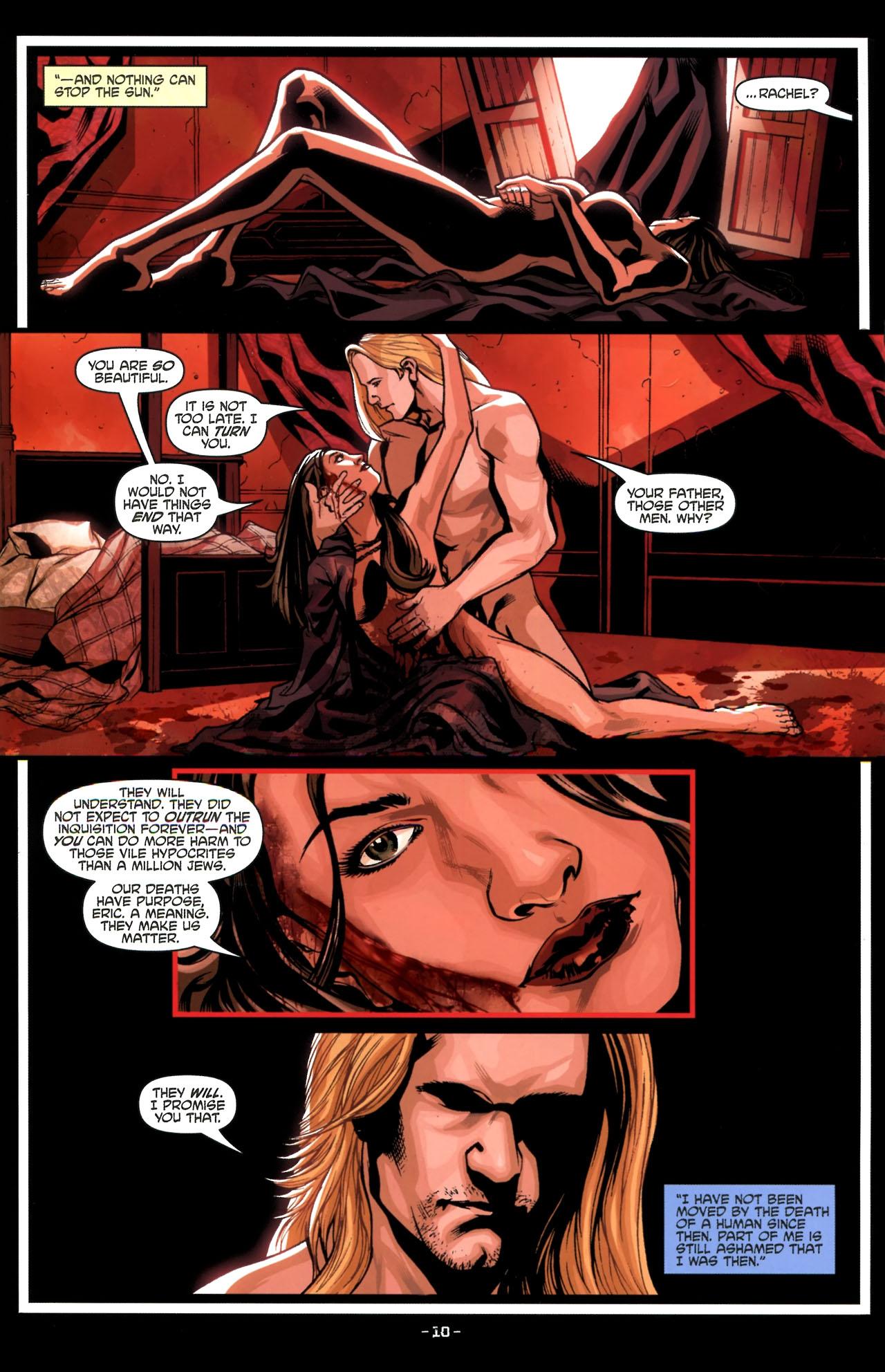Read online True Blood (2010) comic -  Issue #3 - 12