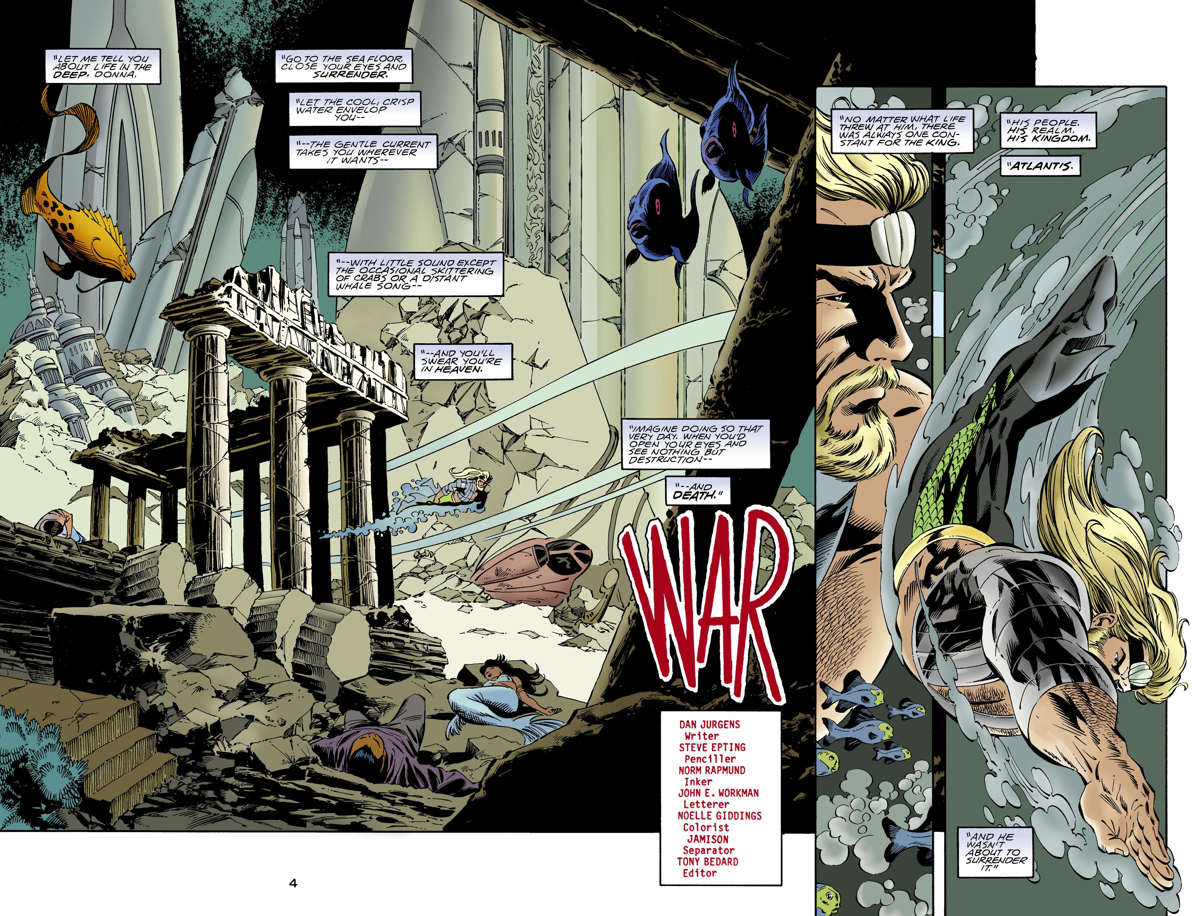 Read online Aquaman (1994) comic -  Issue #64 - 5