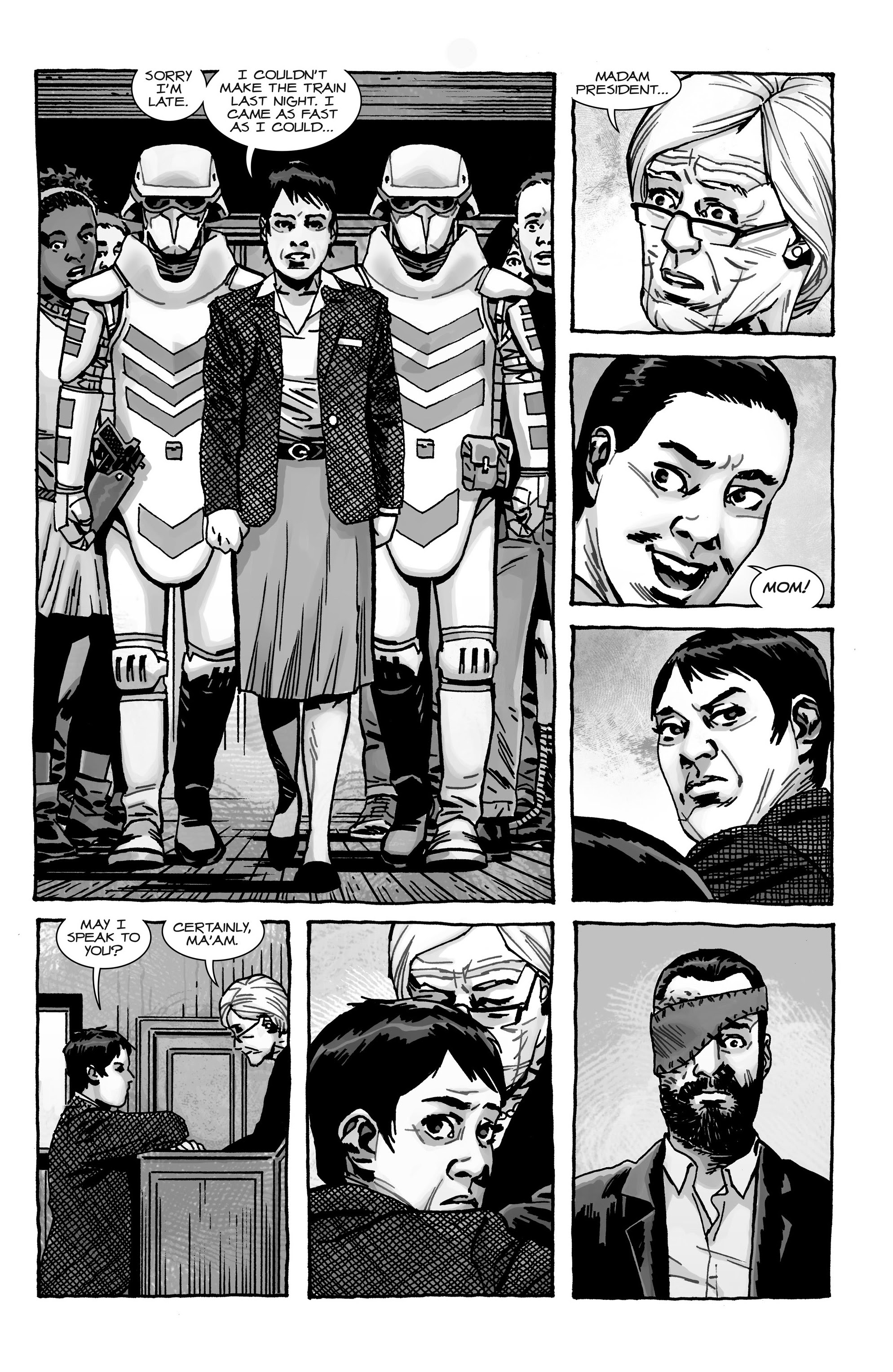 The Walking Dead 193 Page 21