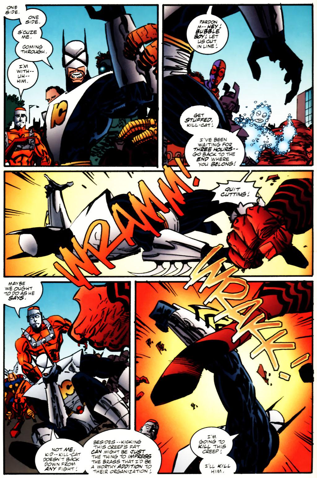The Savage Dragon (1993) Issue #60 #63 - English 10