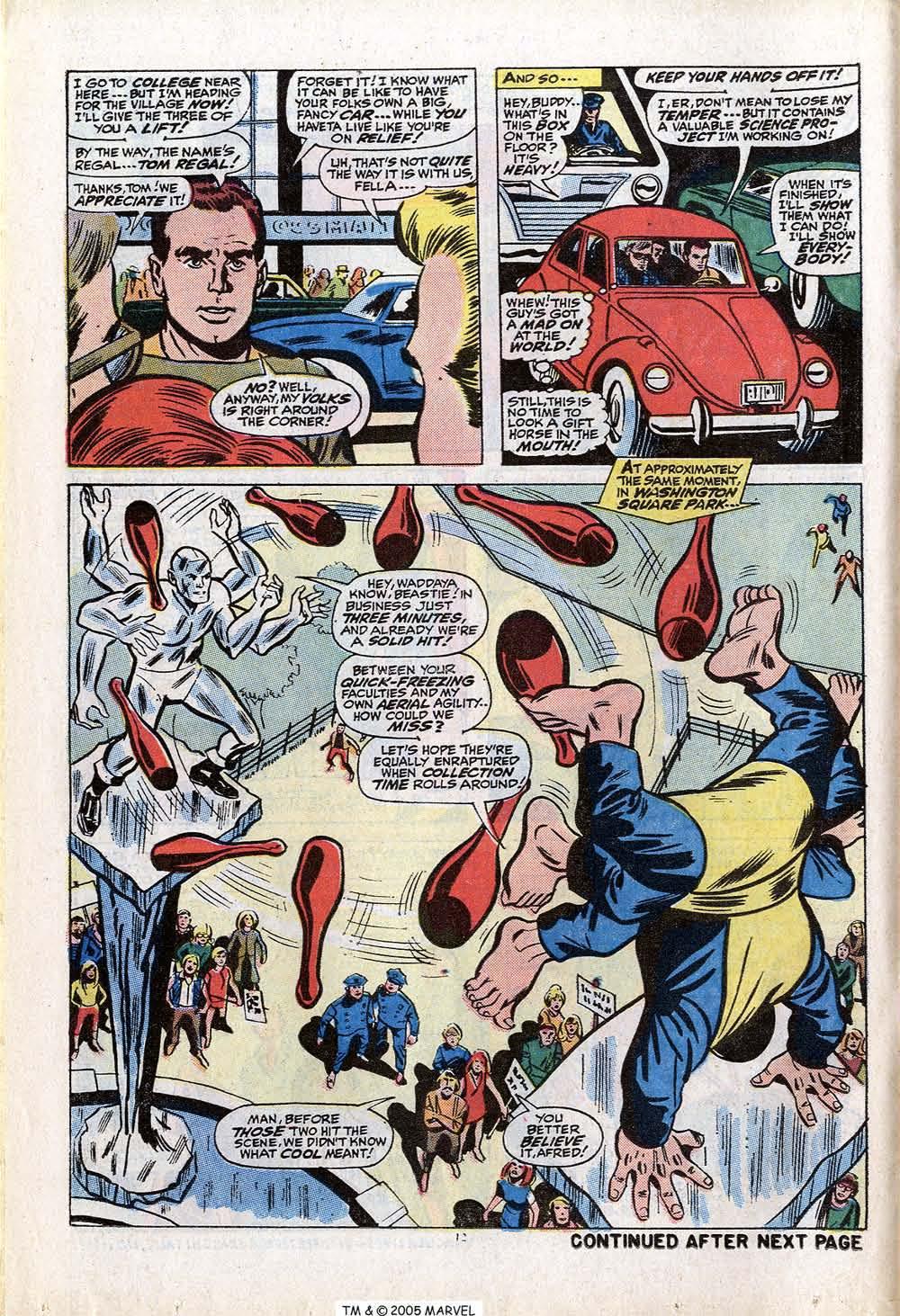 Uncanny X-Men (1963) 84 Page 13