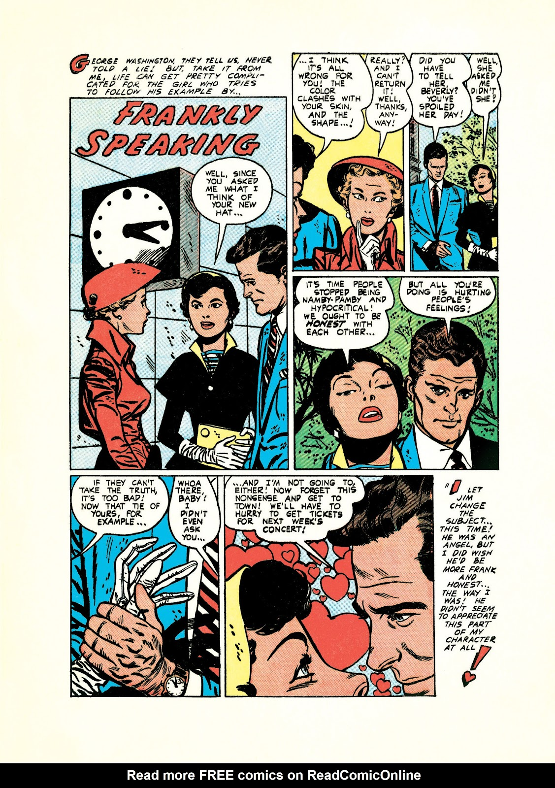 Read online Setting the Standard: Comics by Alex Toth 1952-1954 comic -  Issue # TPB (Part 4) - 66