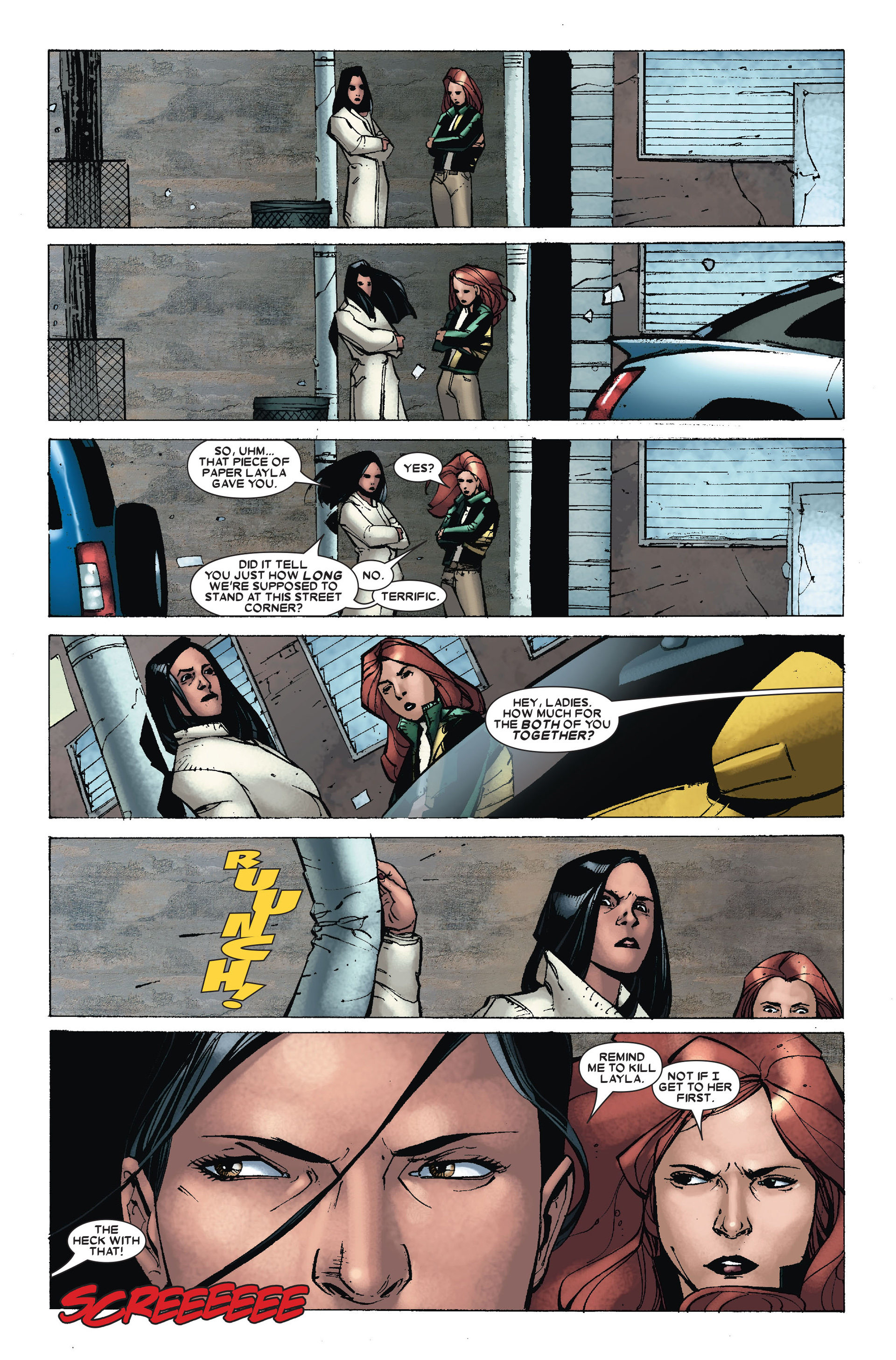 Read online X-Factor (2006) comic -  Issue #18 - 15