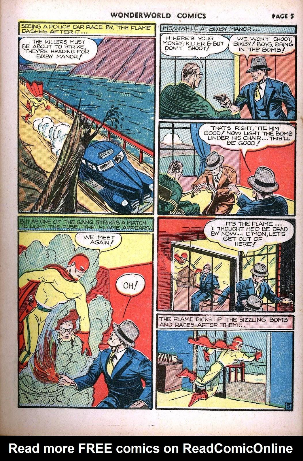 Wonderworld Comics issue 14 - Page 7