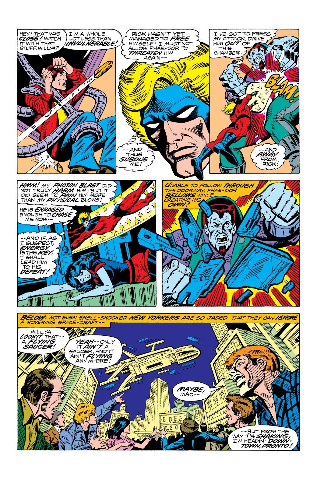 Read online Marvel Masterworks: The Inhumans comic -  Issue # TPB 2 (Part 3) - 22