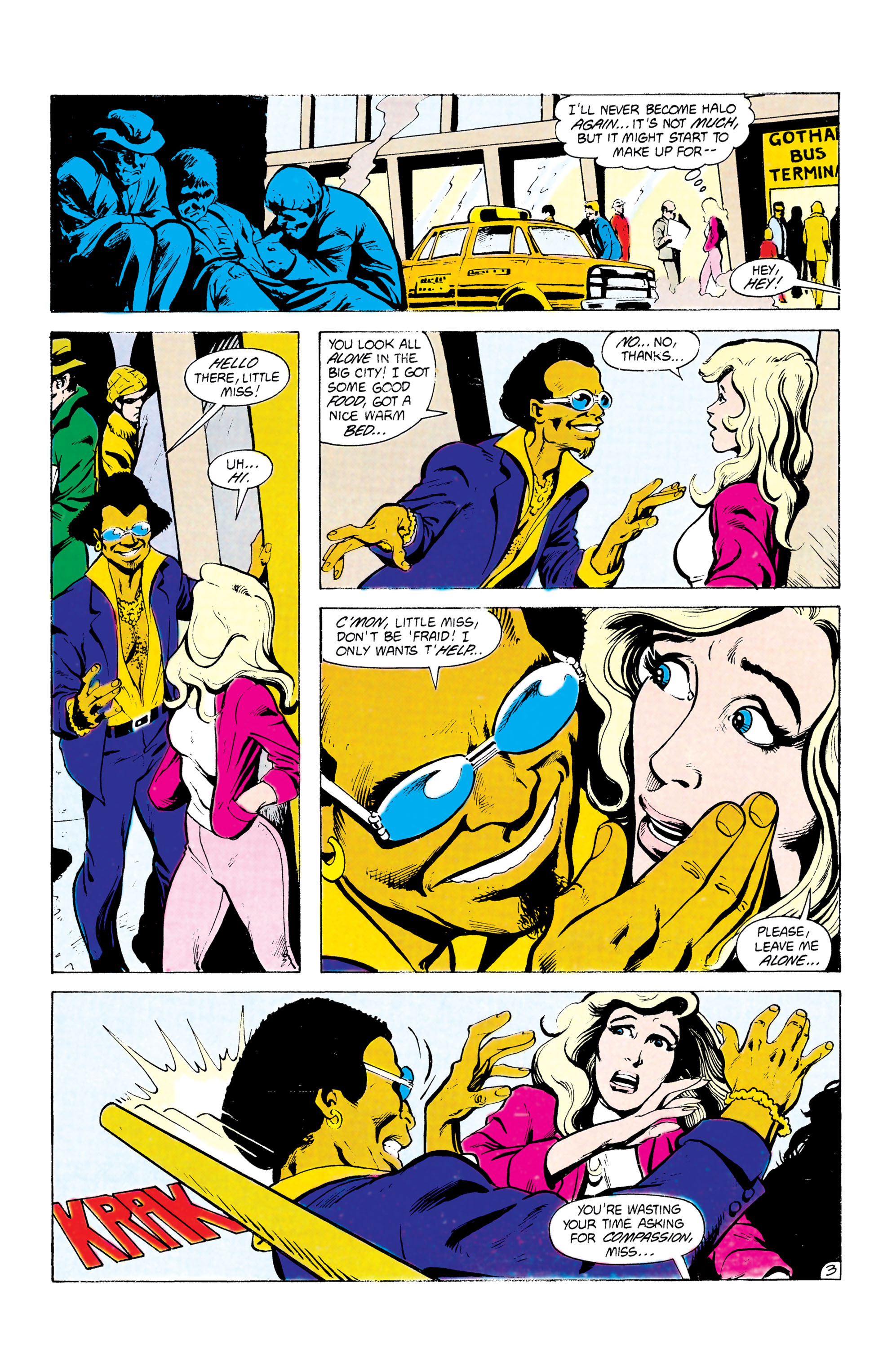 Batman and the Outsiders (1983) 24 Page 3