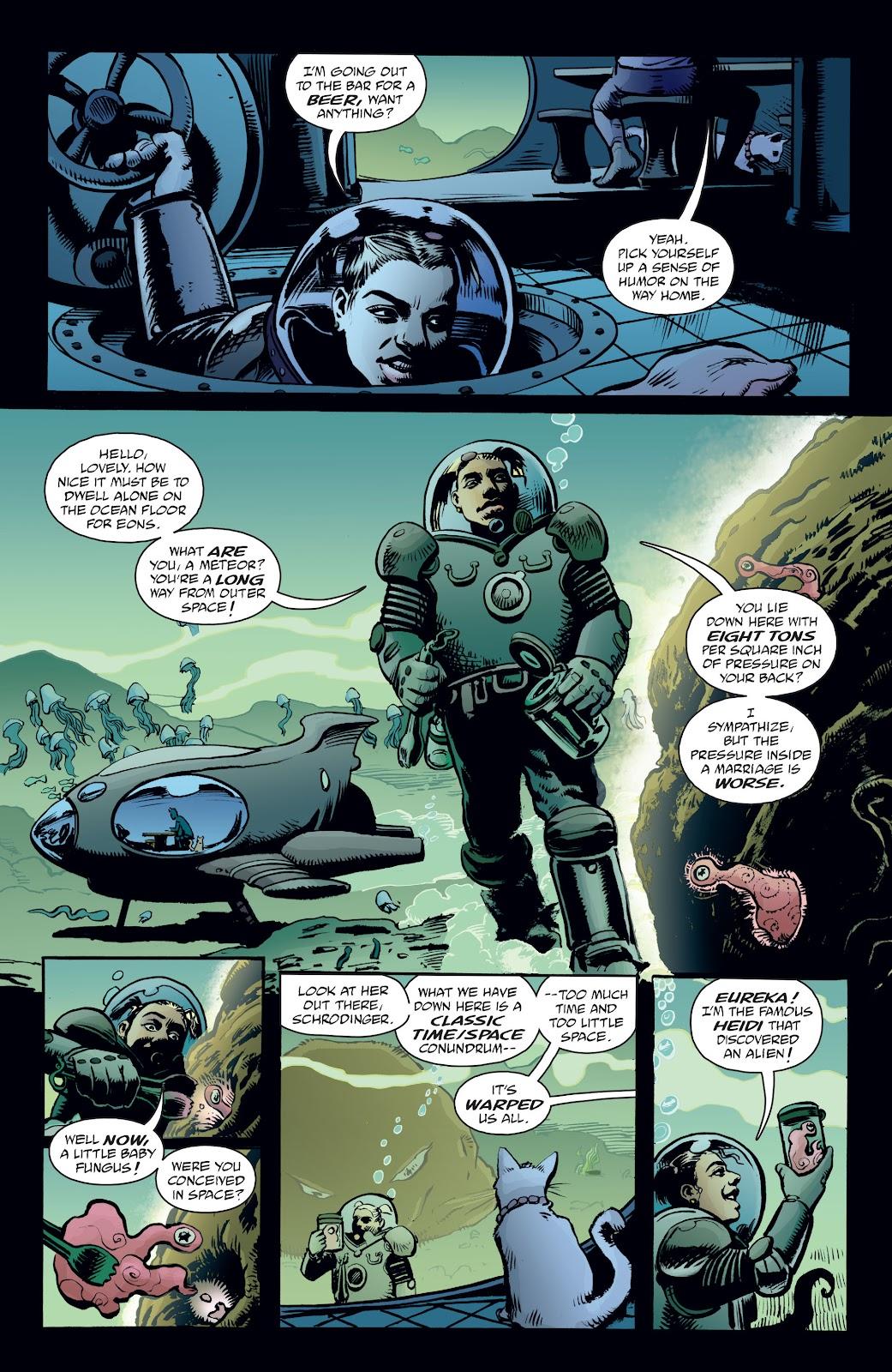 Read online Strange Adventures (2014) comic -  Issue # TPB (Part 2) - 7