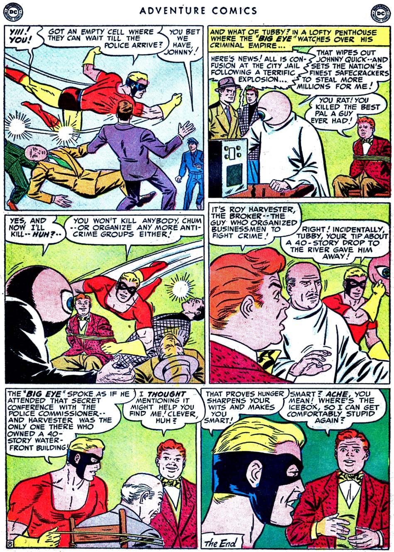 Read online Adventure Comics (1938) comic -  Issue #163 - 32