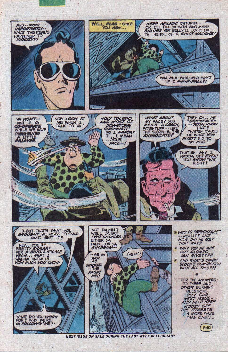 Read online Adventure Comics (1938) comic -  Issue #470 - 32