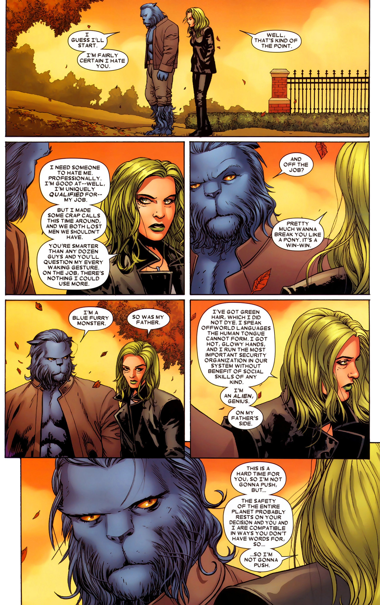 Read online Giant-Size Astonishing X-Men comic -  Issue # Full - 39
