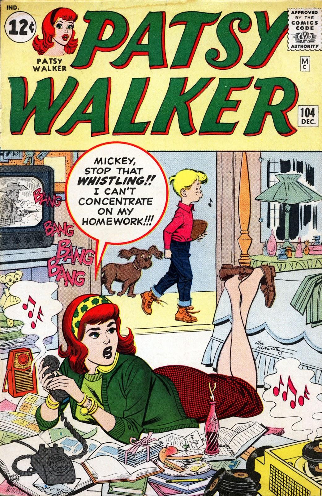 Patsy Walker 104 Page 1