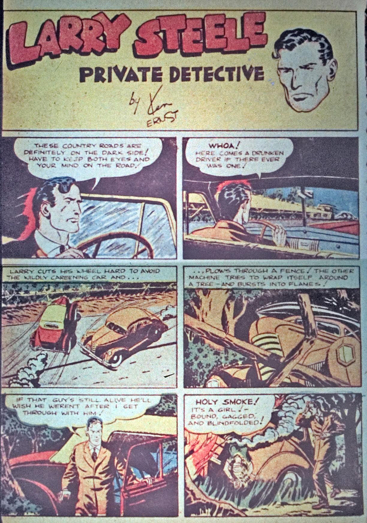 Detective Comics (1937) 32 Page 27