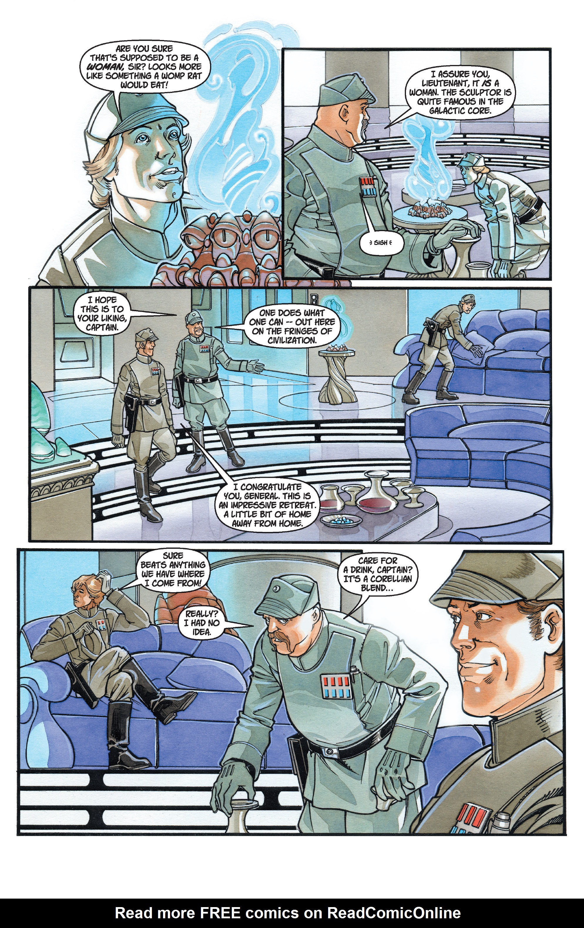 Read online Star Wars Omnibus comic -  Issue # Vol. 22 - 243