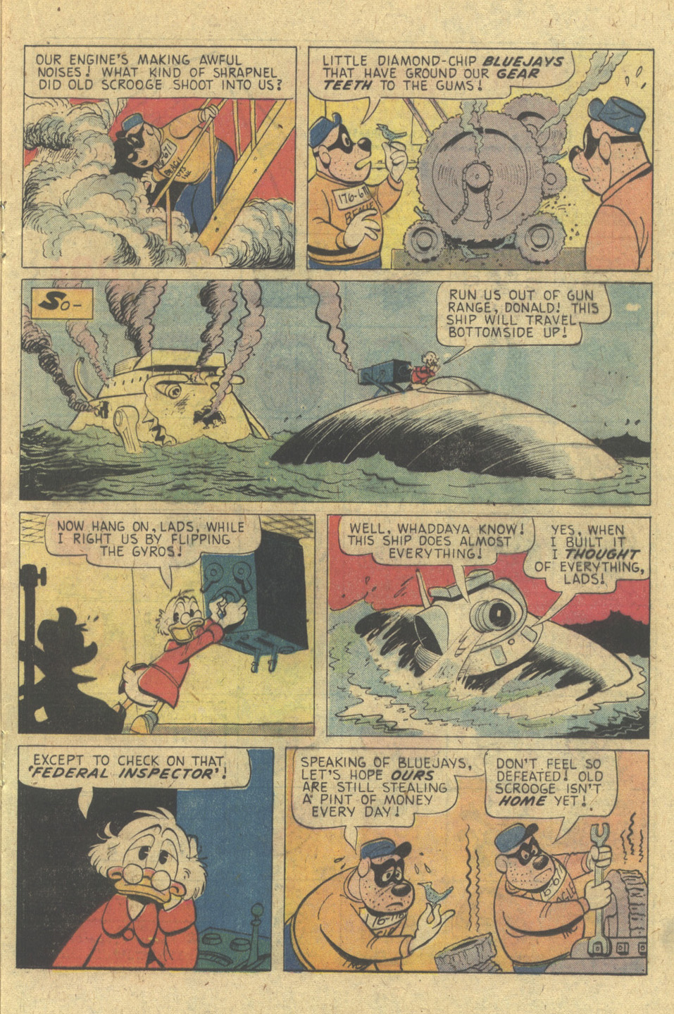 Read online Uncle Scrooge (1953) comic -  Issue #133 - 17