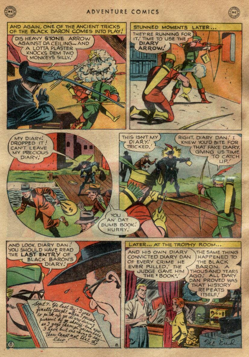 Read online Adventure Comics (1938) comic -  Issue #145 - 19