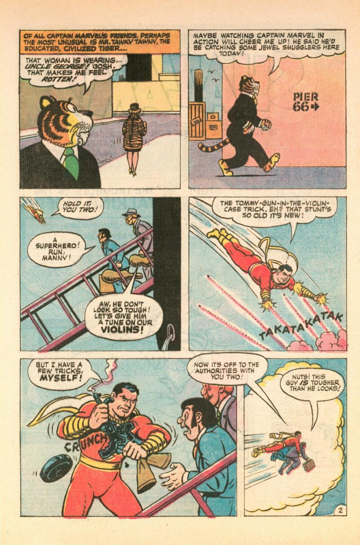 Read online Shazam! (1973) comic -  Issue #7 - 3