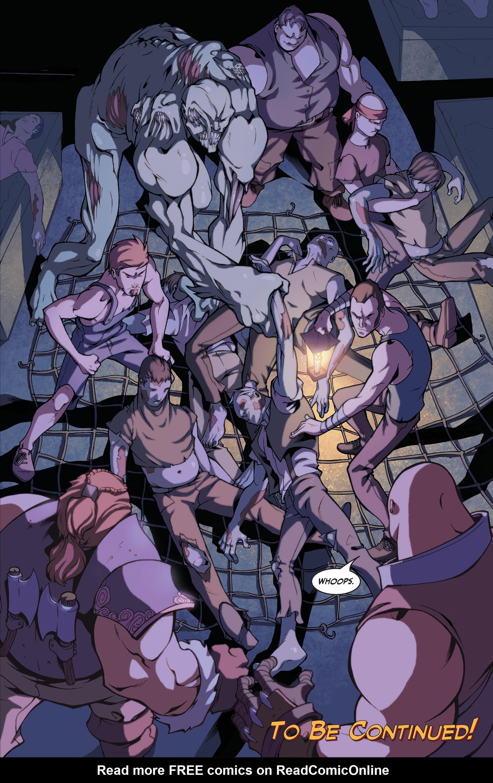 Read online Skullkickers comic -  Issue #1 - 24
