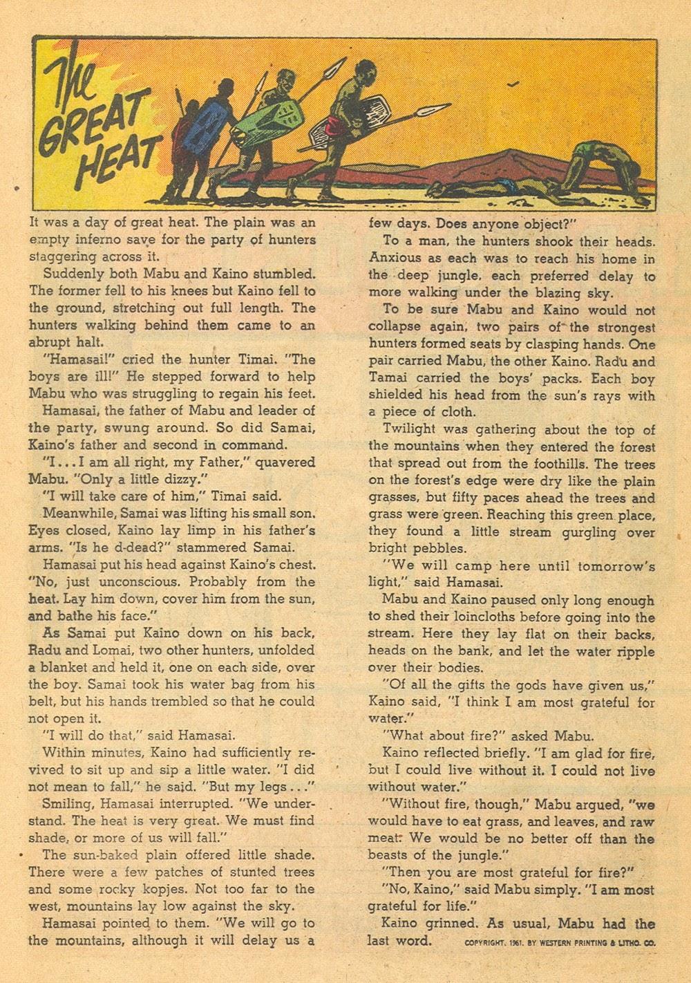 Tarzan (1948) issue 125 - Page 20